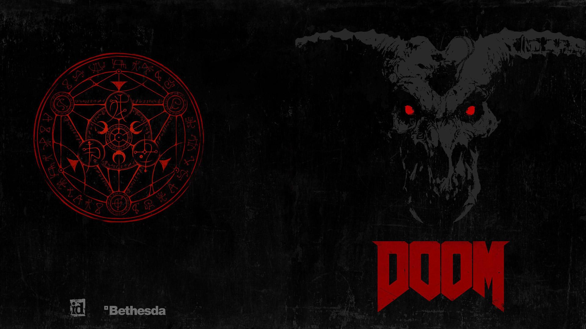 Doom (2016) Wallpaper in 1920x1080
