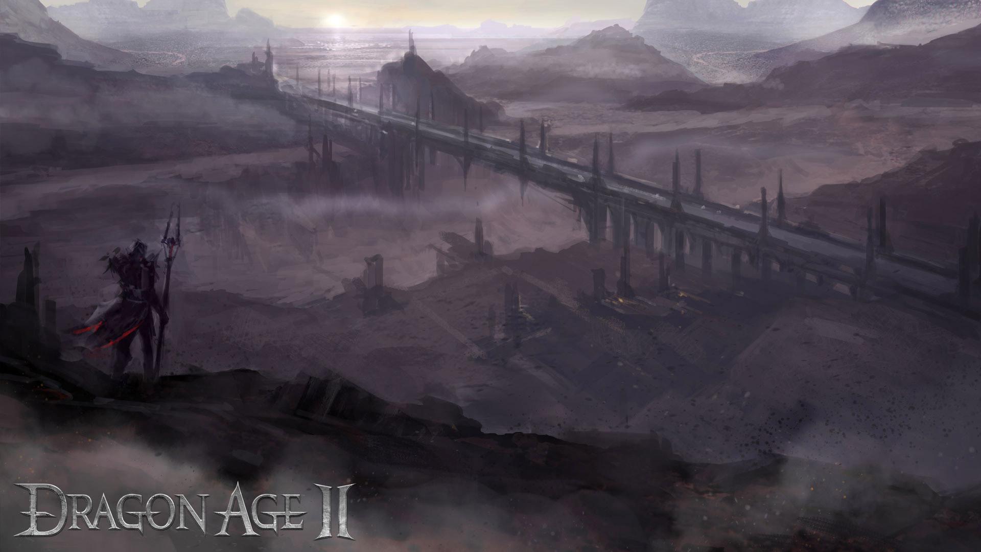 Free Dragon Age 2 Wallpaper in 1920x1080