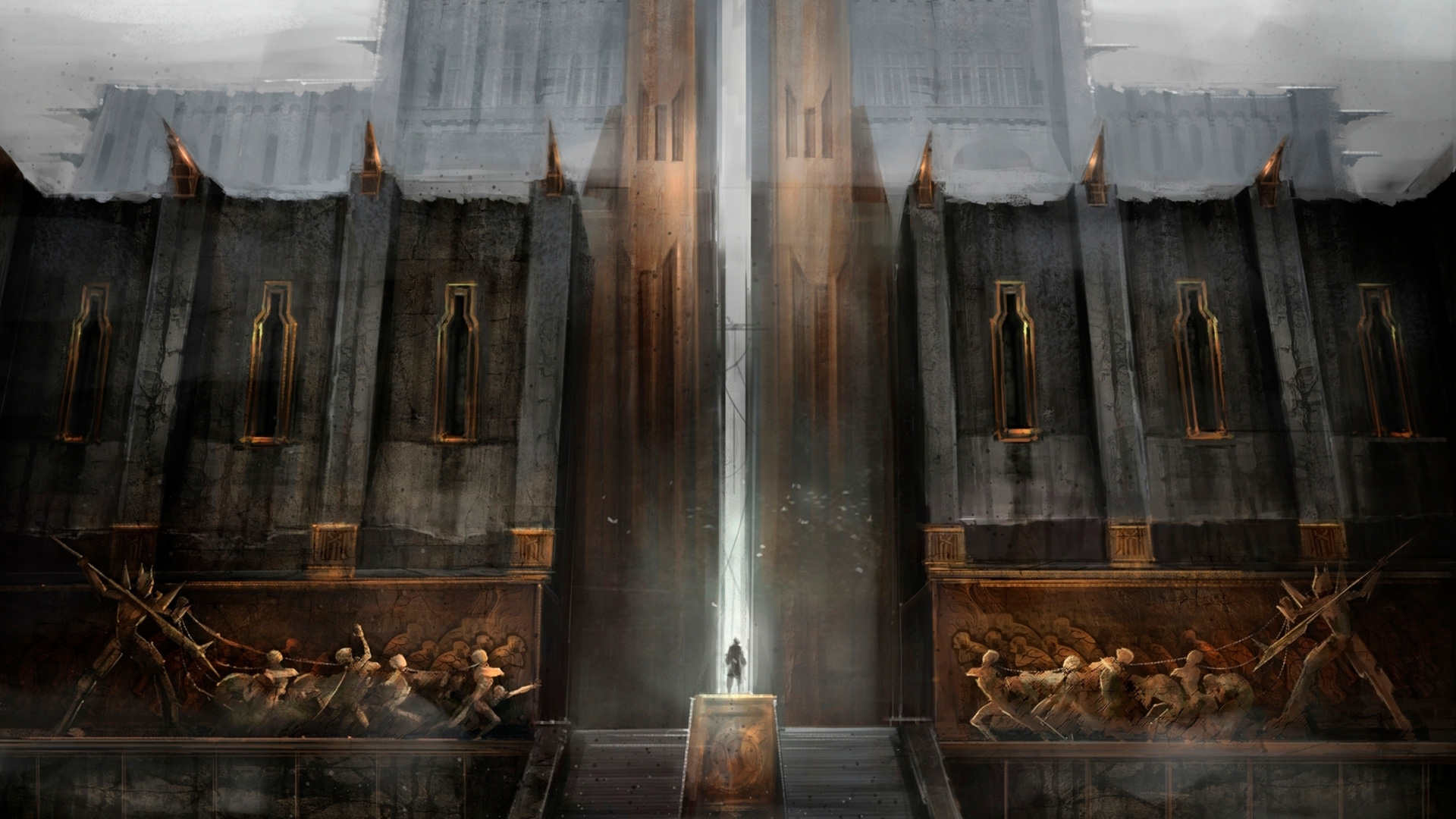 Dragon Age 2 Wallpaper in 1920x1080