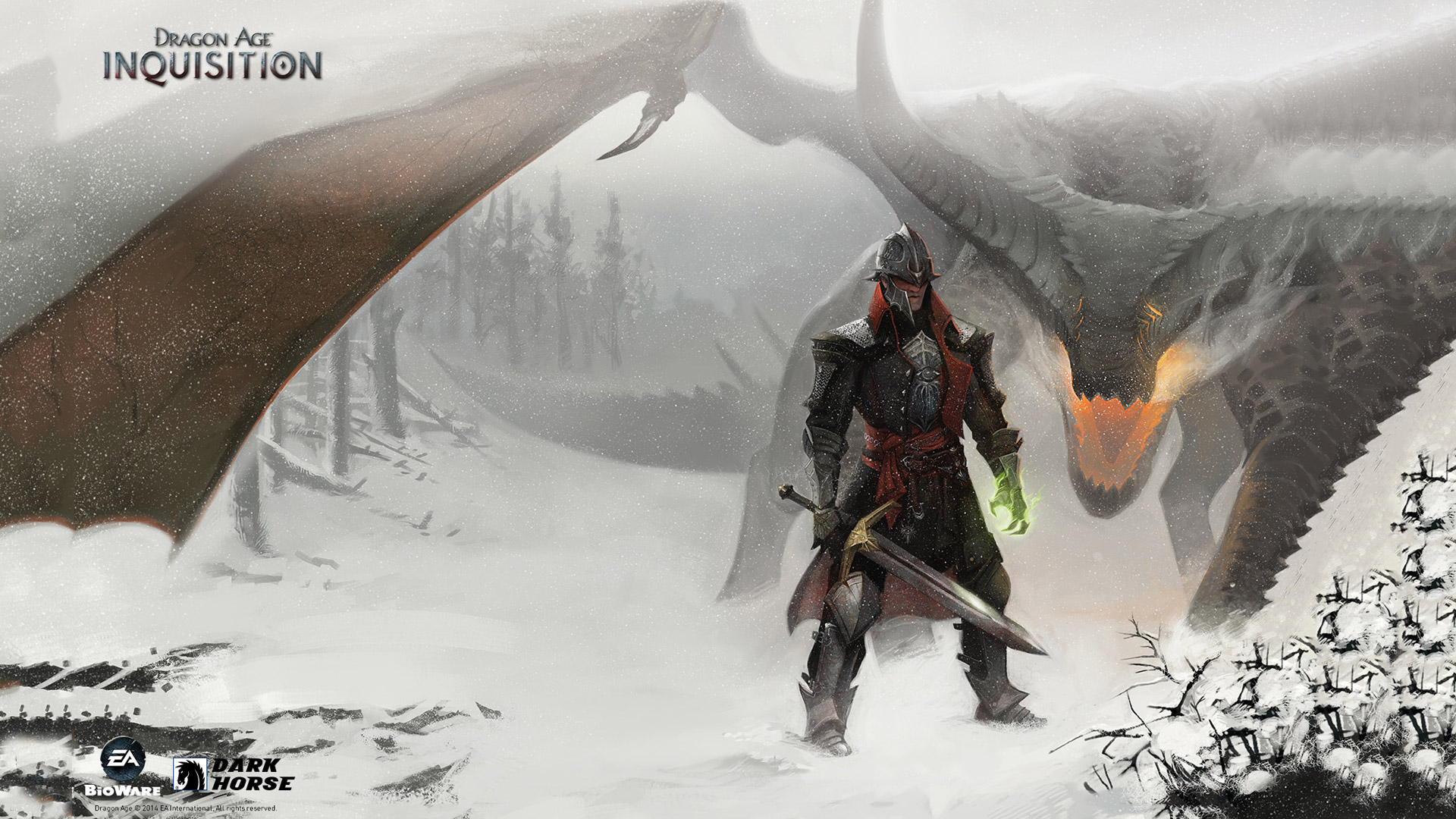 Dragon Age: Inquisition Wallpaper in 1920x1080