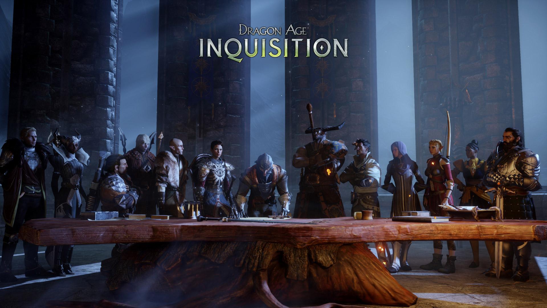 Dragon Age: Inquisition Wallpaper in 1920x1080