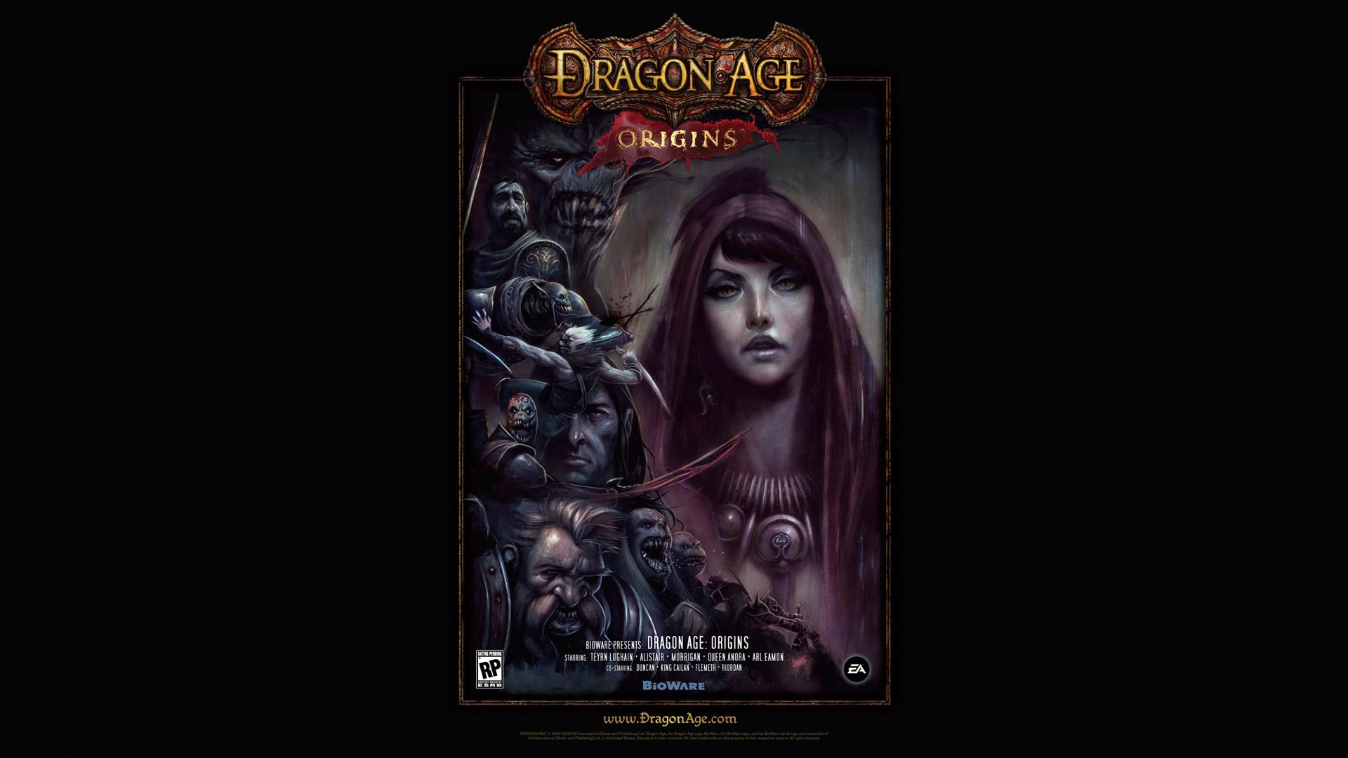 Dragon Age: Origins Wallpaper in 1920x1080