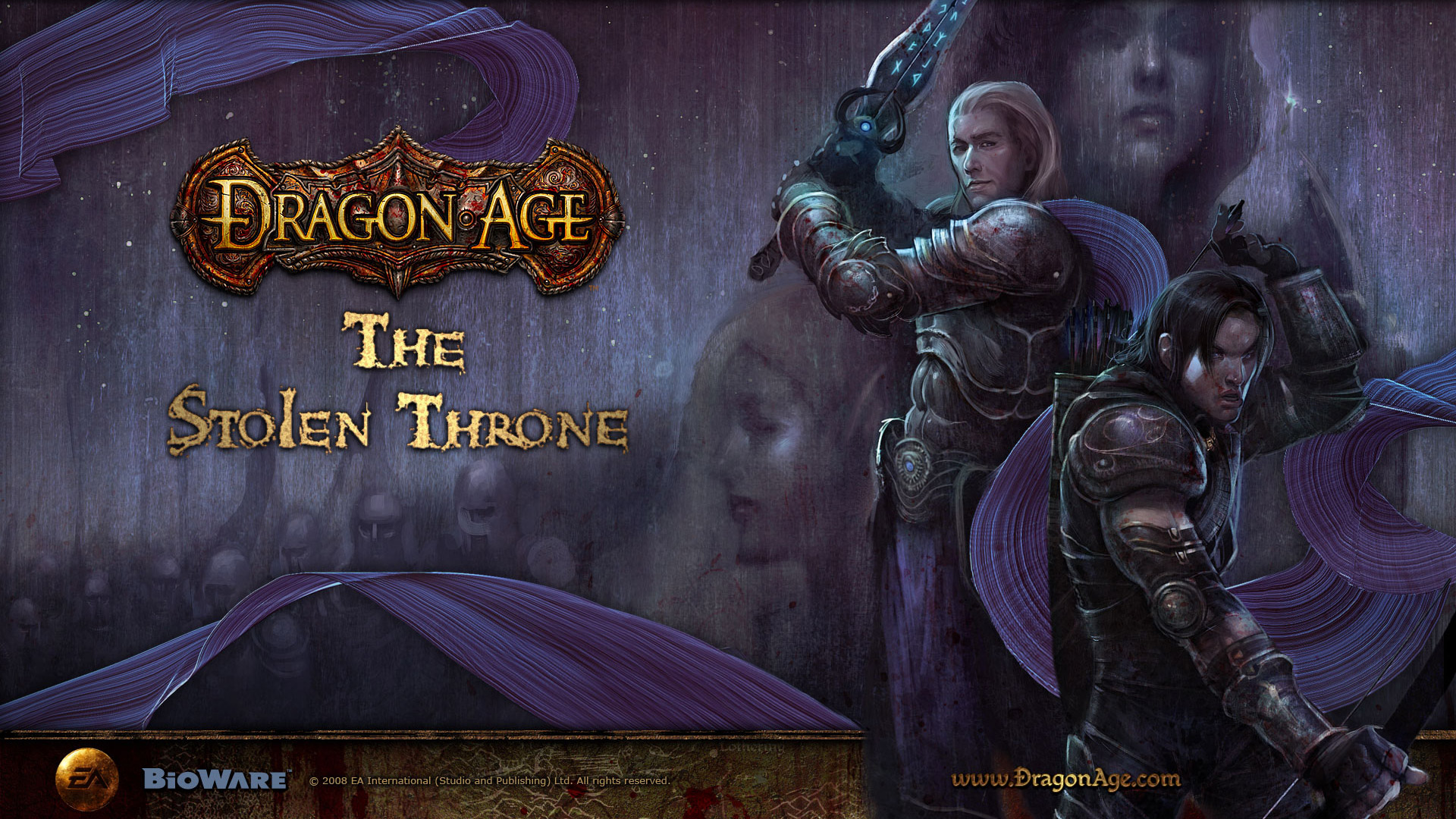 Free Dragon Age: Origins Wallpaper in 1920x1080