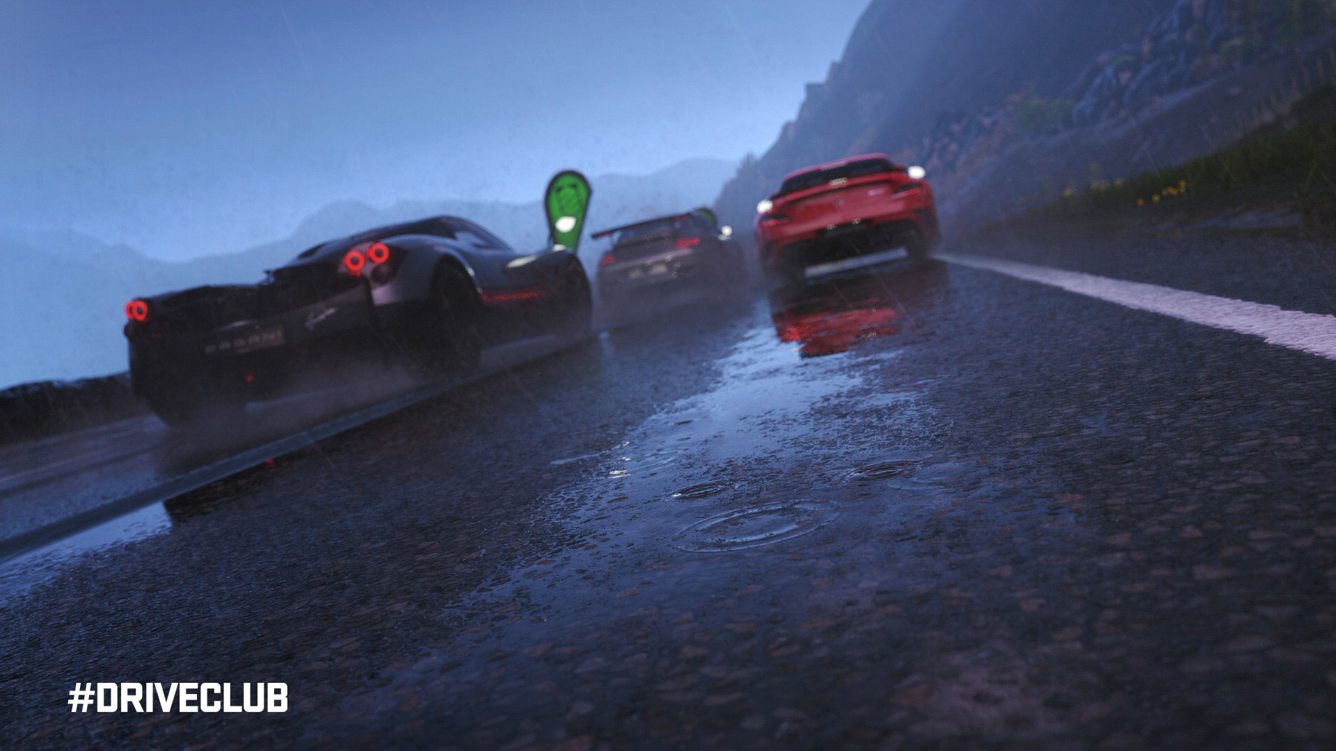 Free Driveclub Wallpaper in 1920x1080