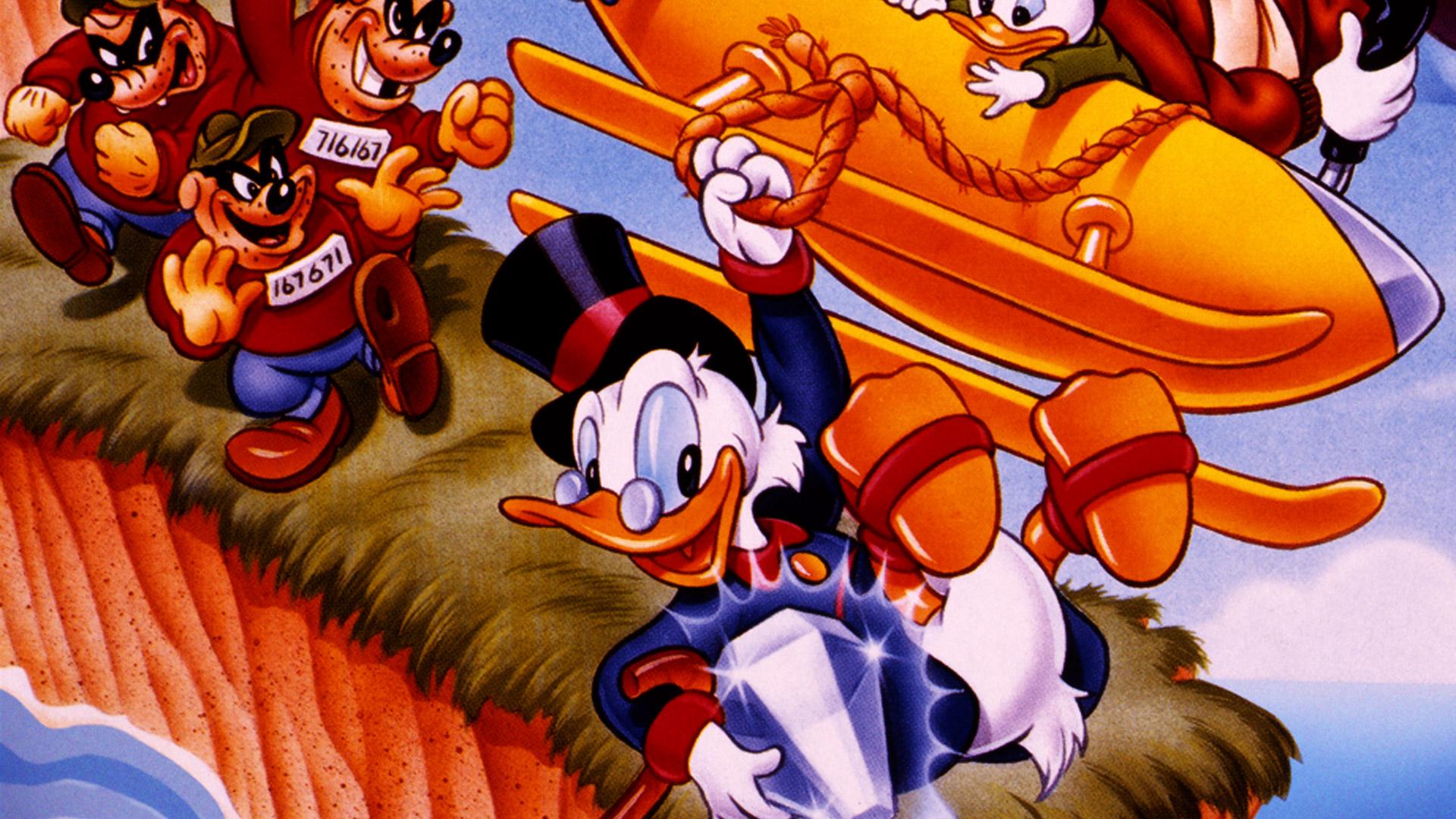 DuckTales: Remastered Wallpaper in 1920x1080