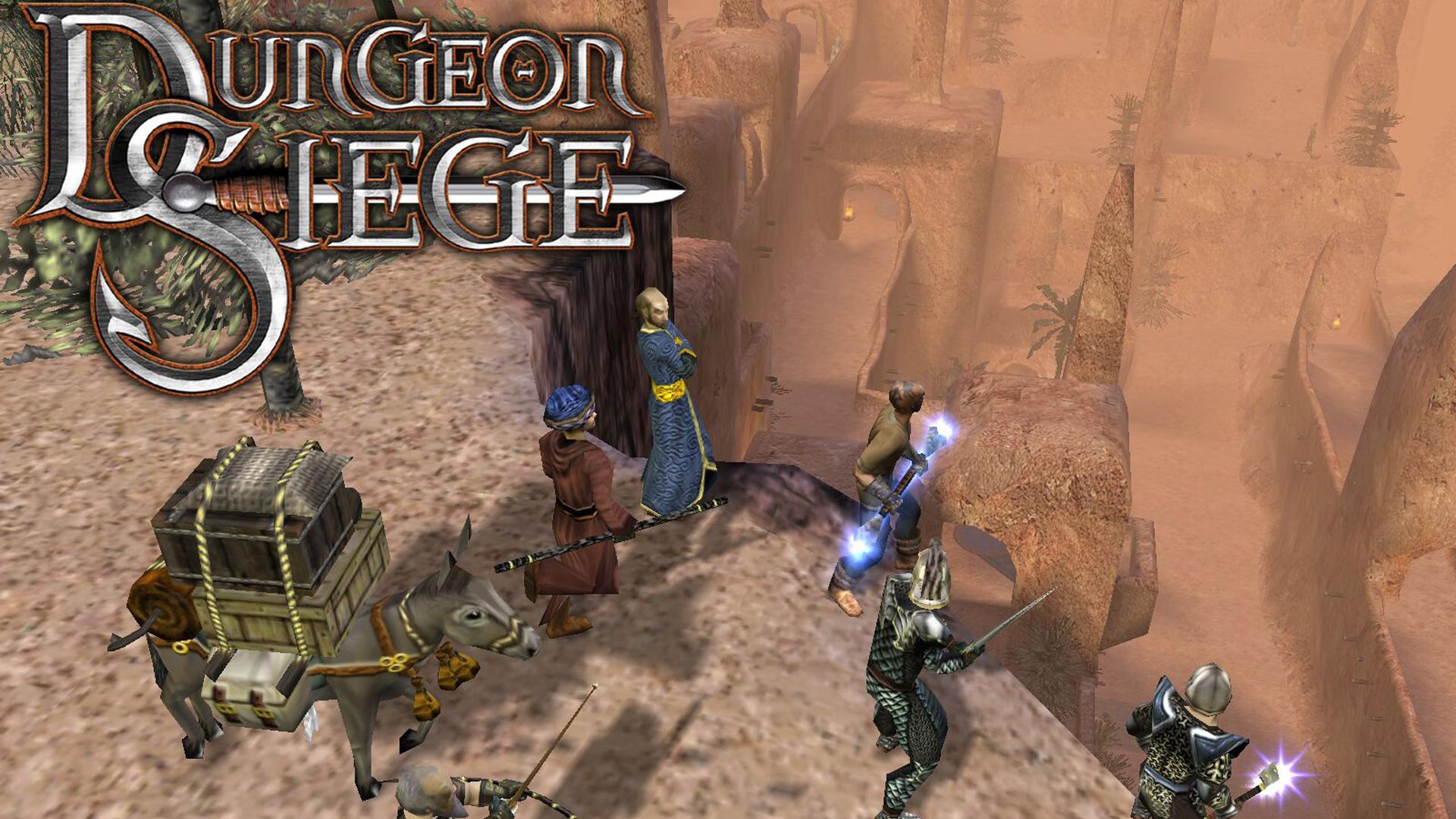 Free Dungeon Siege Wallpaper in 1920x1080