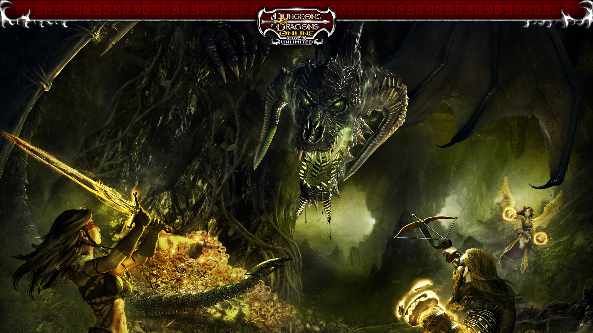 Free Dungeons & Dragons Online Wallpaper in 1920x1080