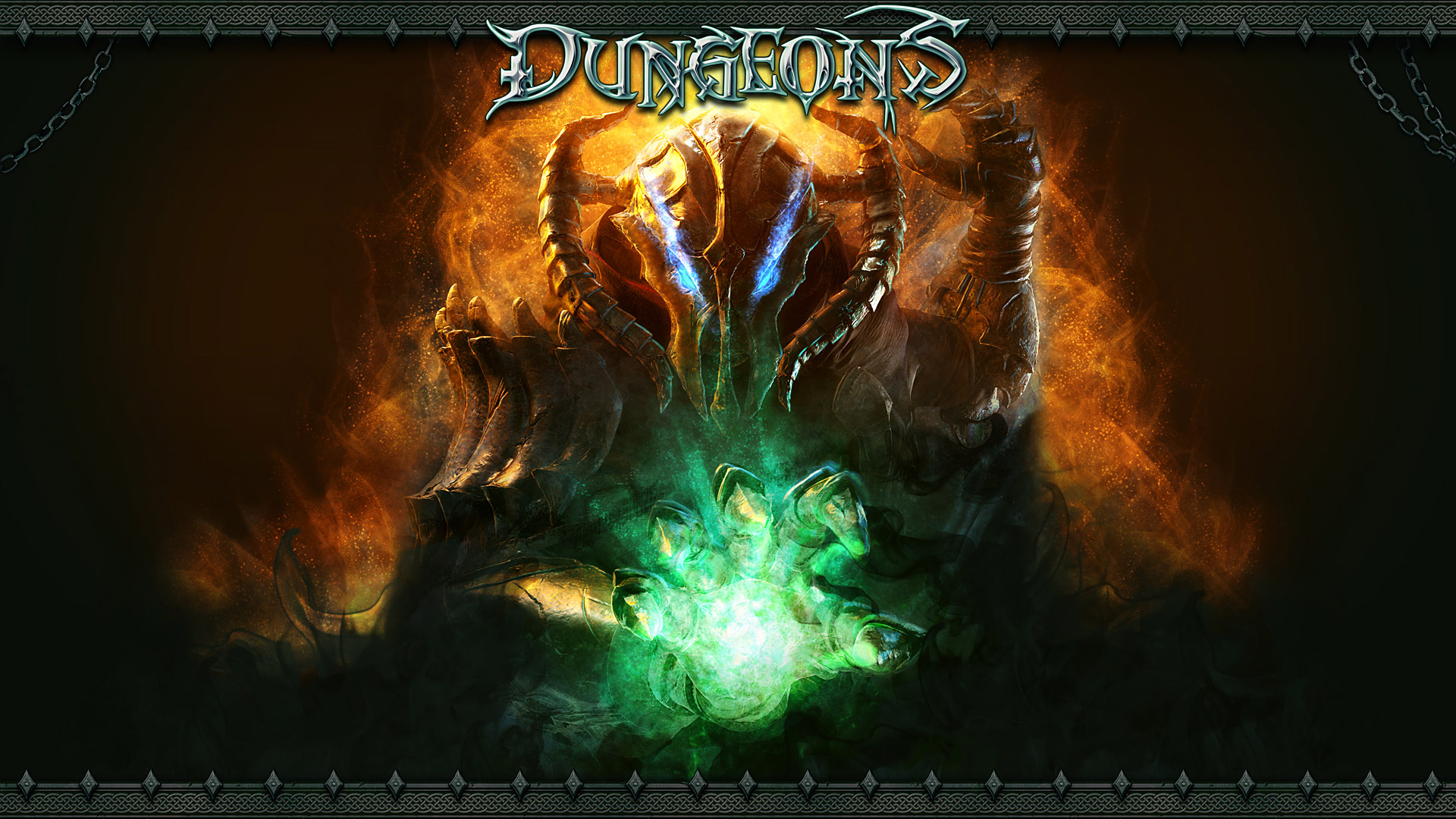 Free Dungeons Wallpaper in 1920x1080