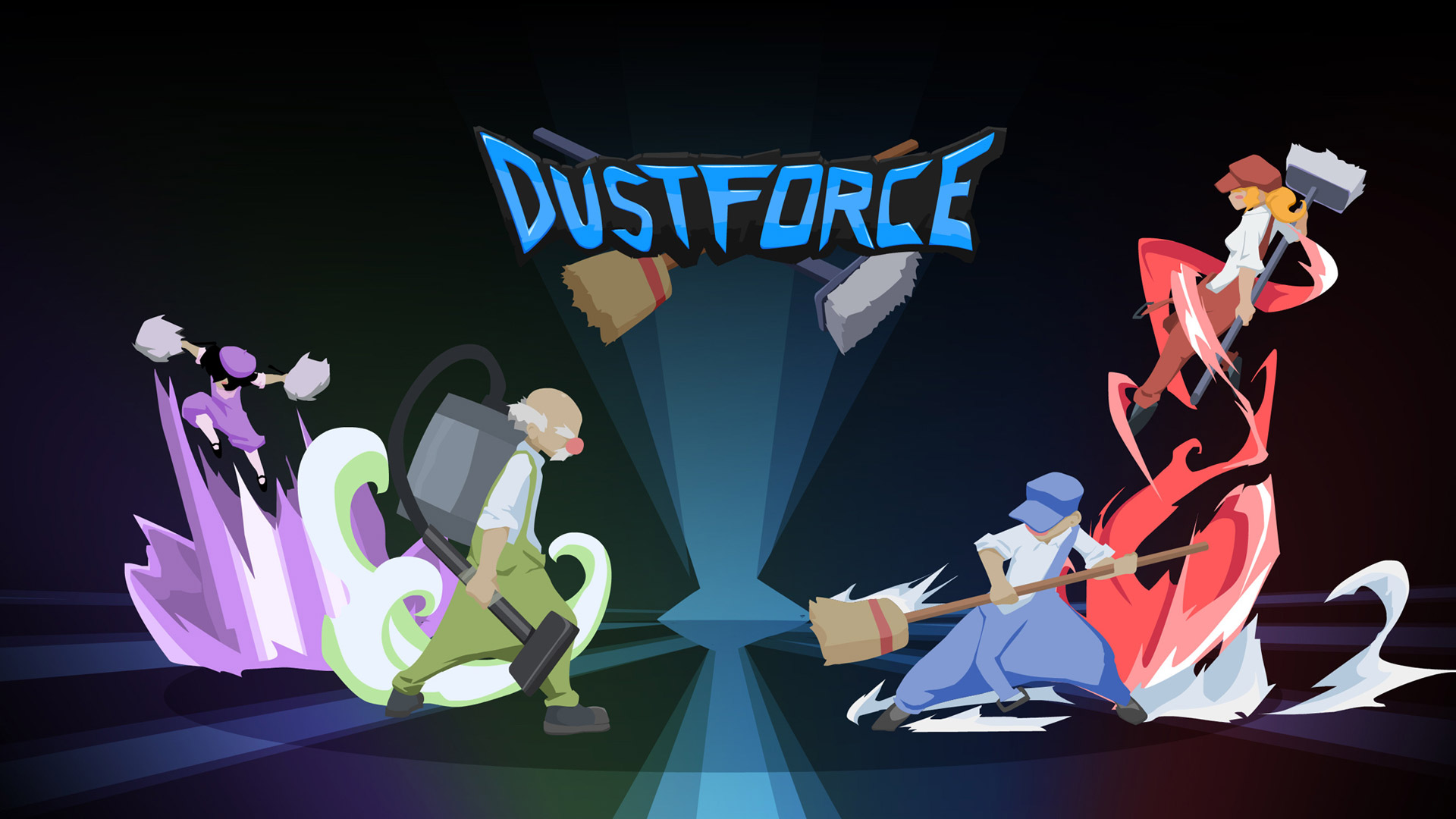 Free Dustforce Wallpaper in 1920x1080
