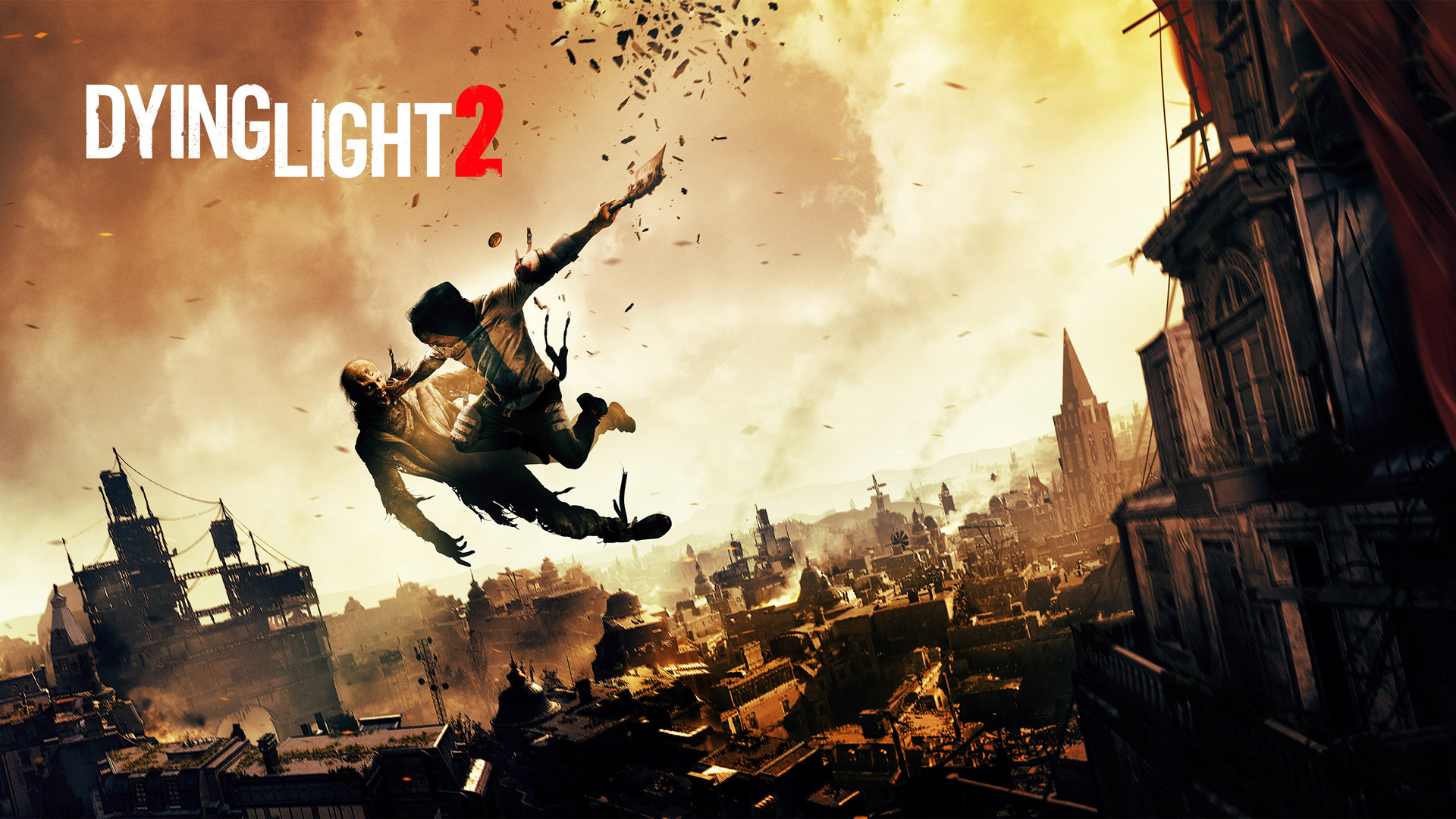 Free Dying Light 2 Wallpaper in 1920x1080