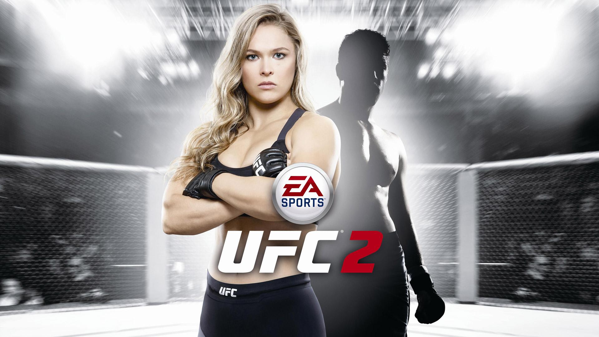 EA Sports UFC 2 Wallpaper in 1920x1080