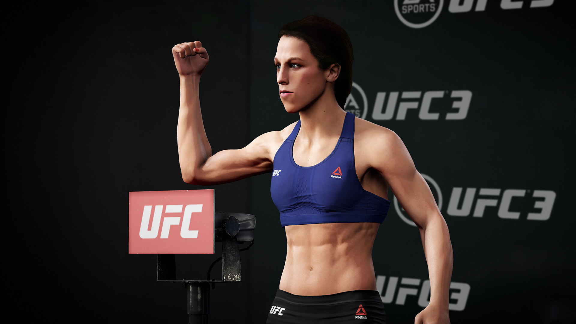Free EA Sports UFC 3 Wallpaper in 1920x1080