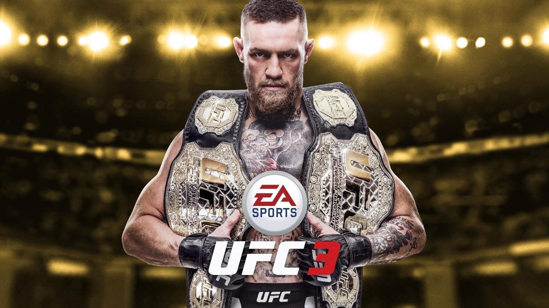 Free EA Sports UFC 3 Wallpaper in 1920x1080