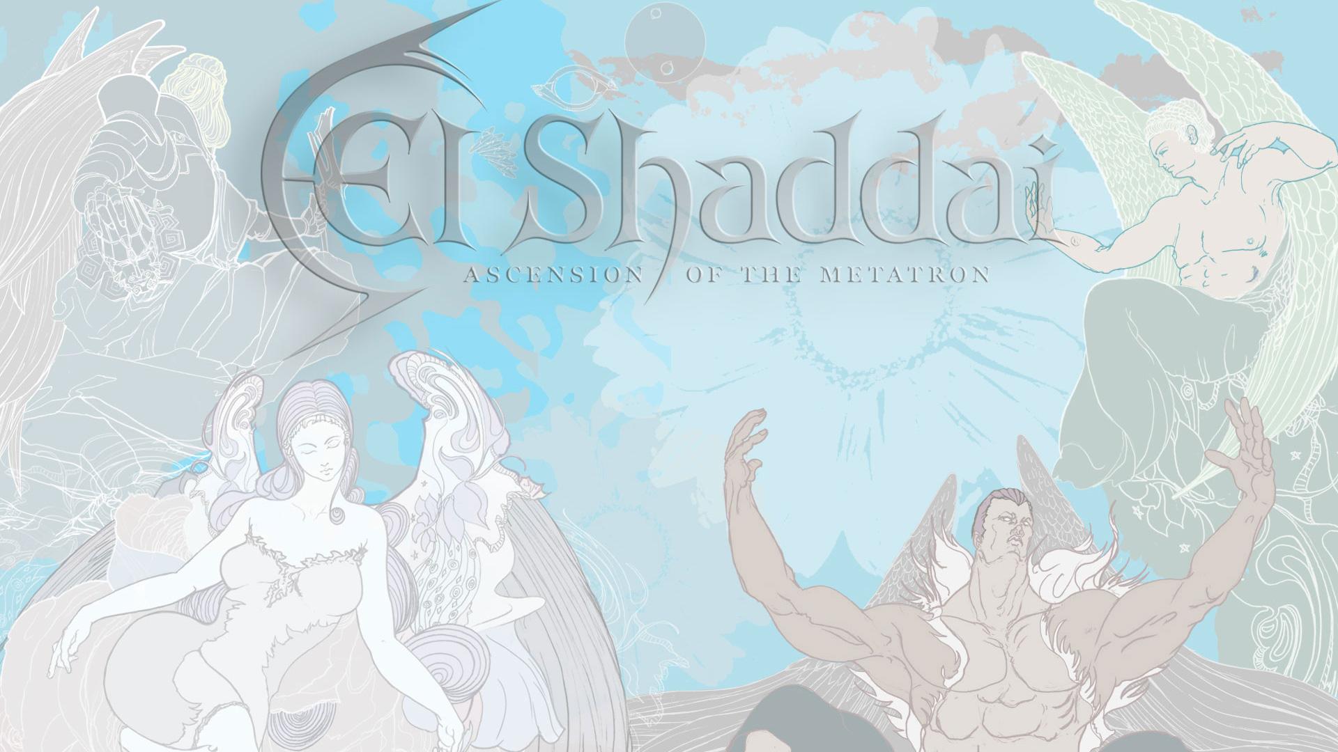Free El Shaddai Wallpaper in 1920x1080