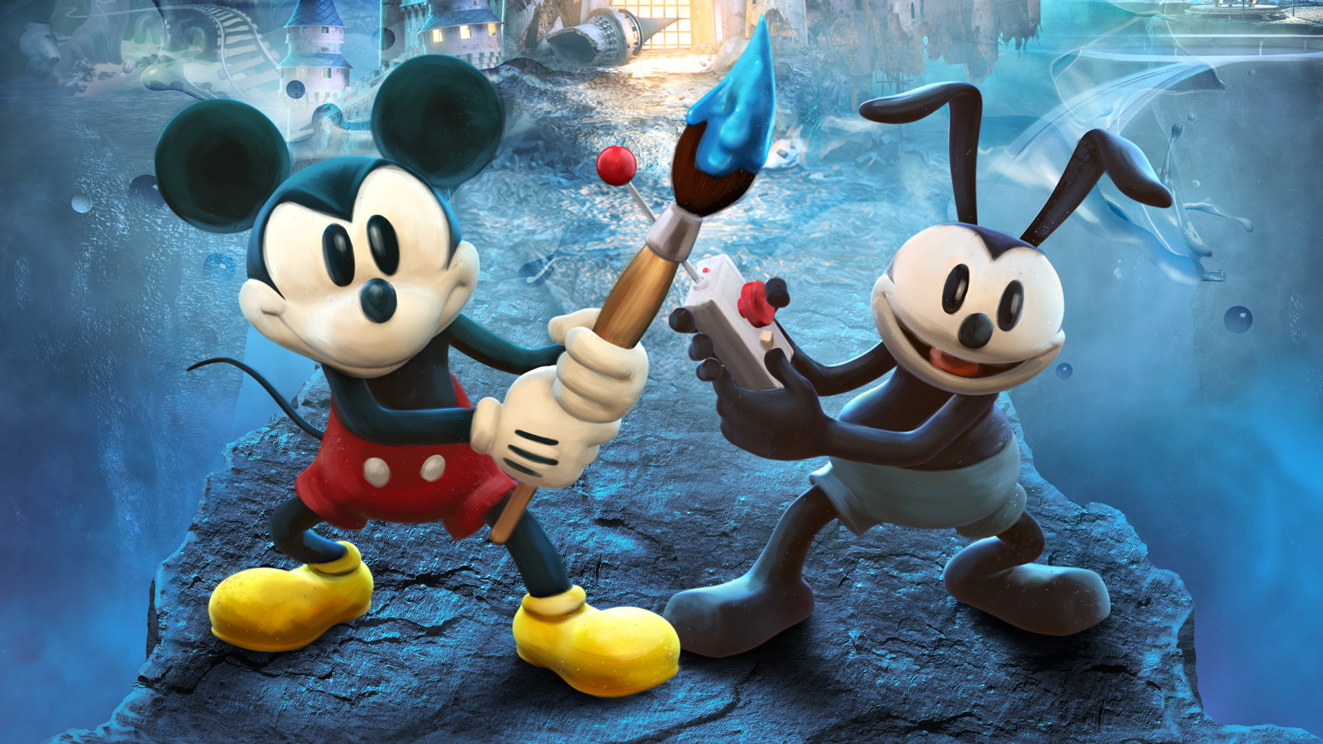 Epic Mickey 2: The Power of Two Wallpaper in 1920x1080