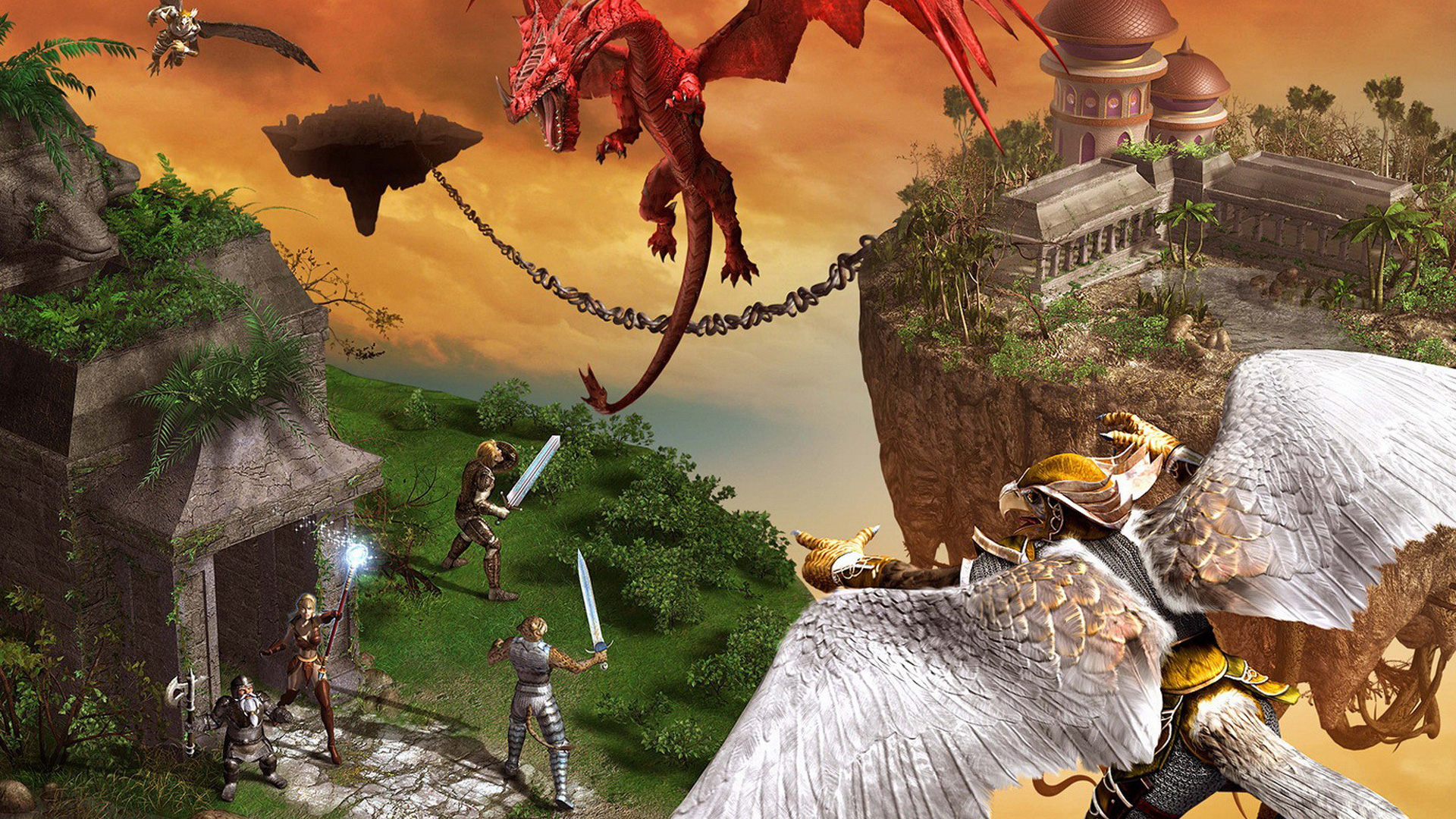 Free Everquest Wallpaper in 1920x1080