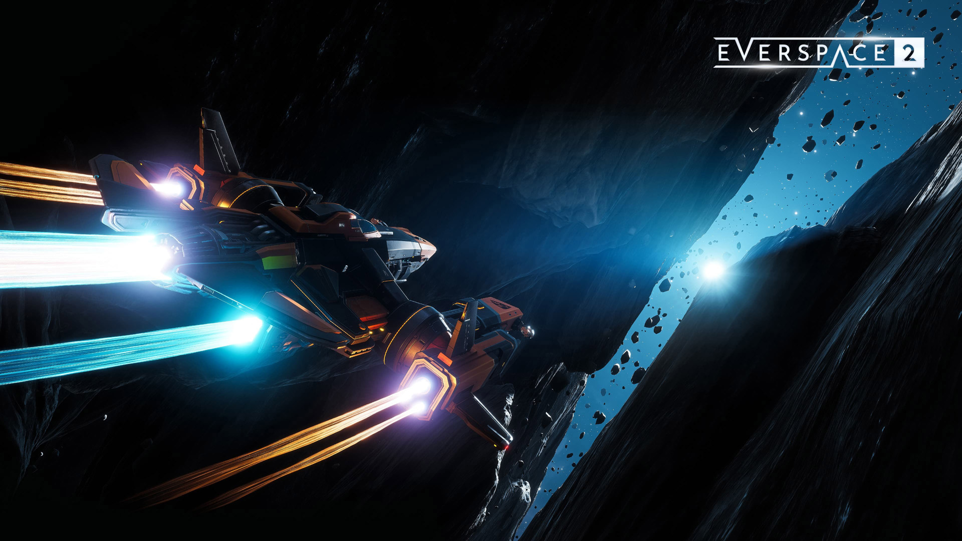 Free Everspace 2 Wallpaper in 1920x1080