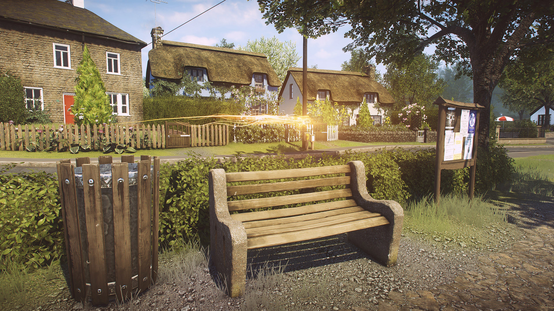 Free Everybody's Gone to the Rapture Wallpaper in 1920x1080