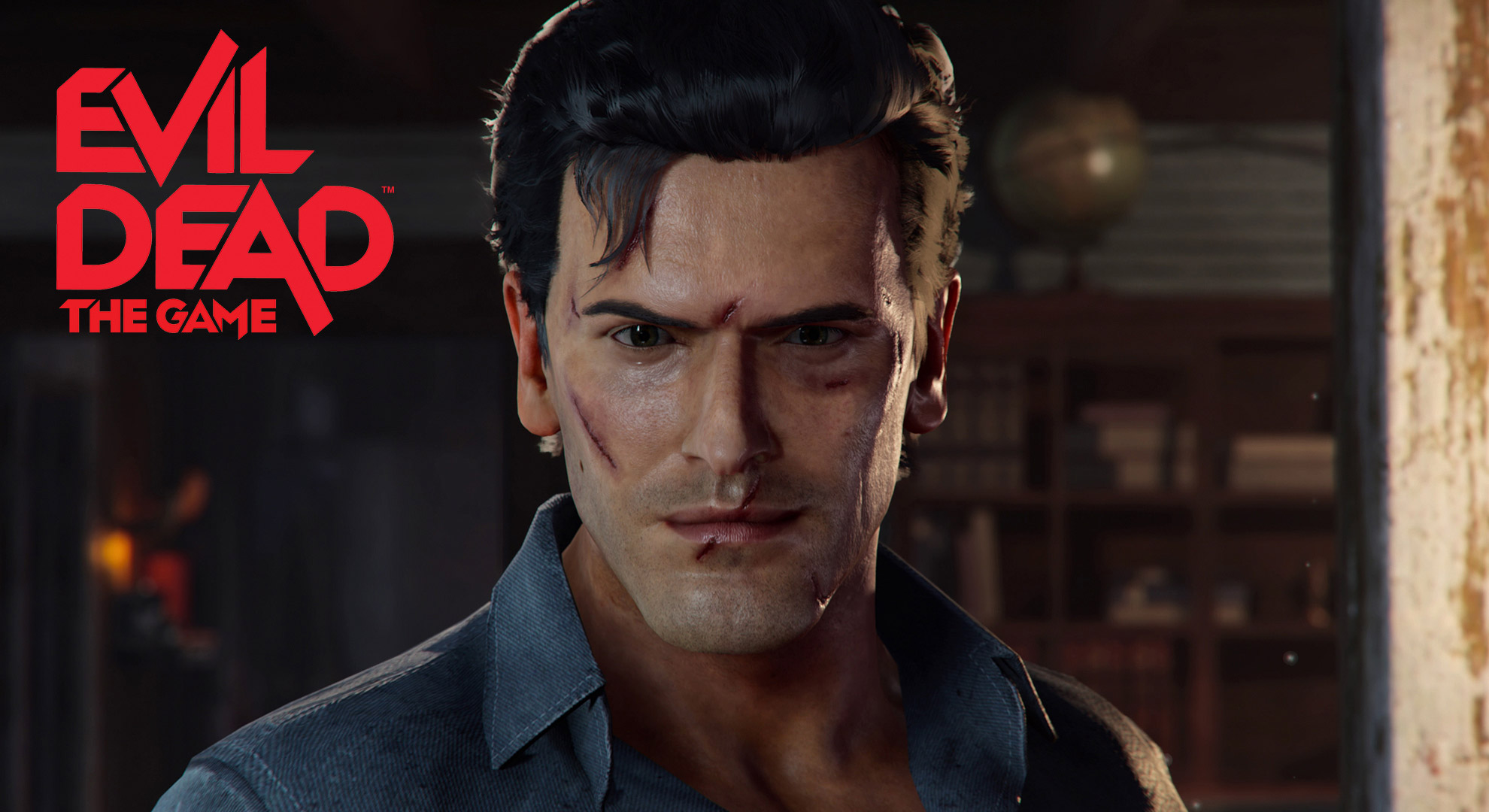 Free Evil Dead: The Game Wallpaper in 1920x1080