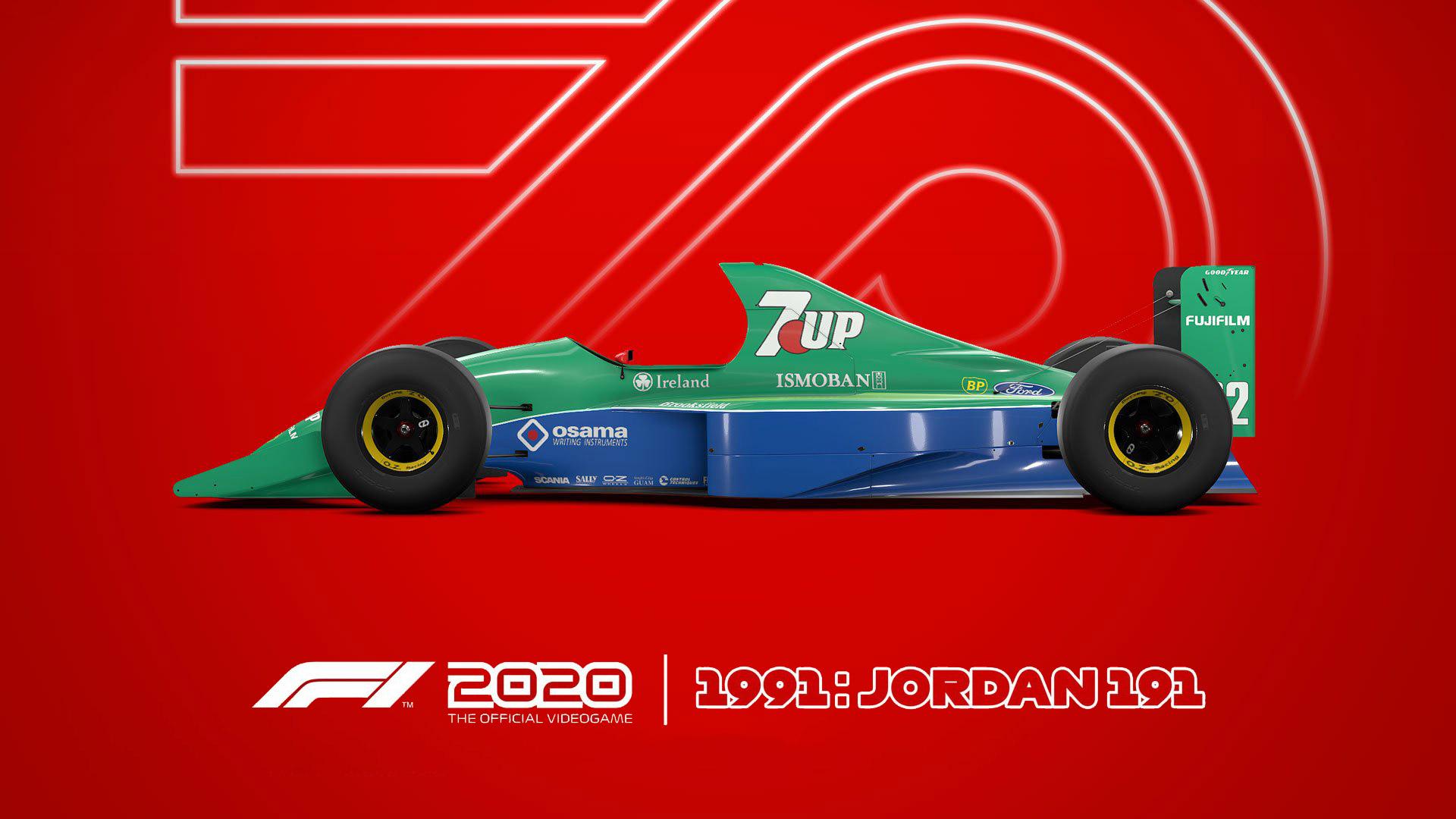 Free F1 2020 Wallpaper in 1920x1080