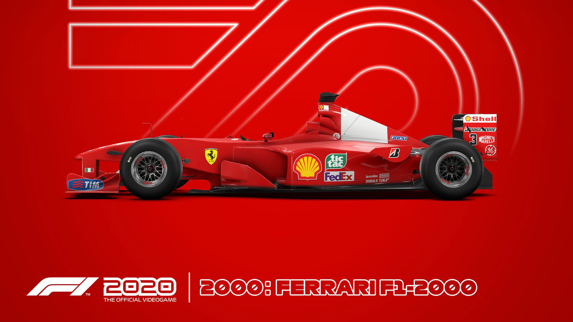 F1 2020 Wallpaper in 1920x1080