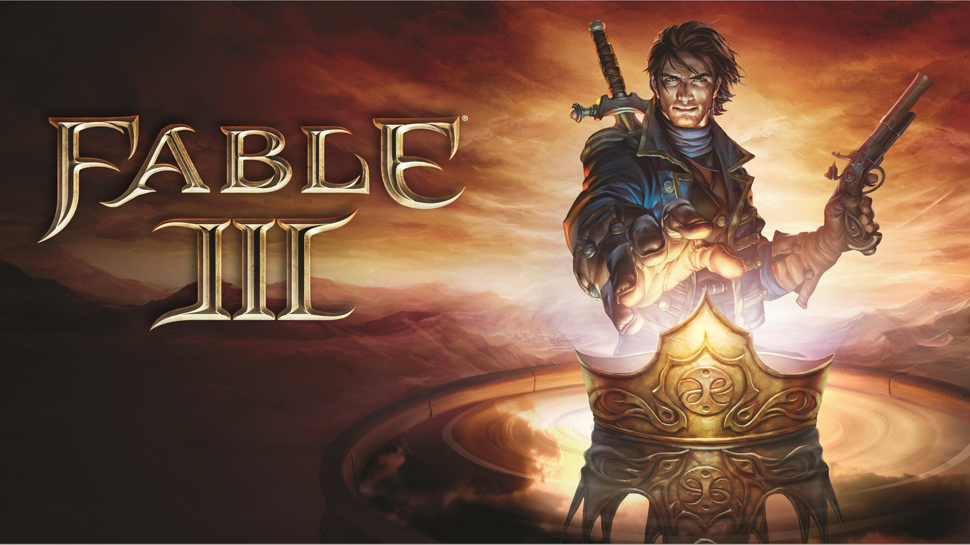 Fable III Wallpaper in 1920x1080