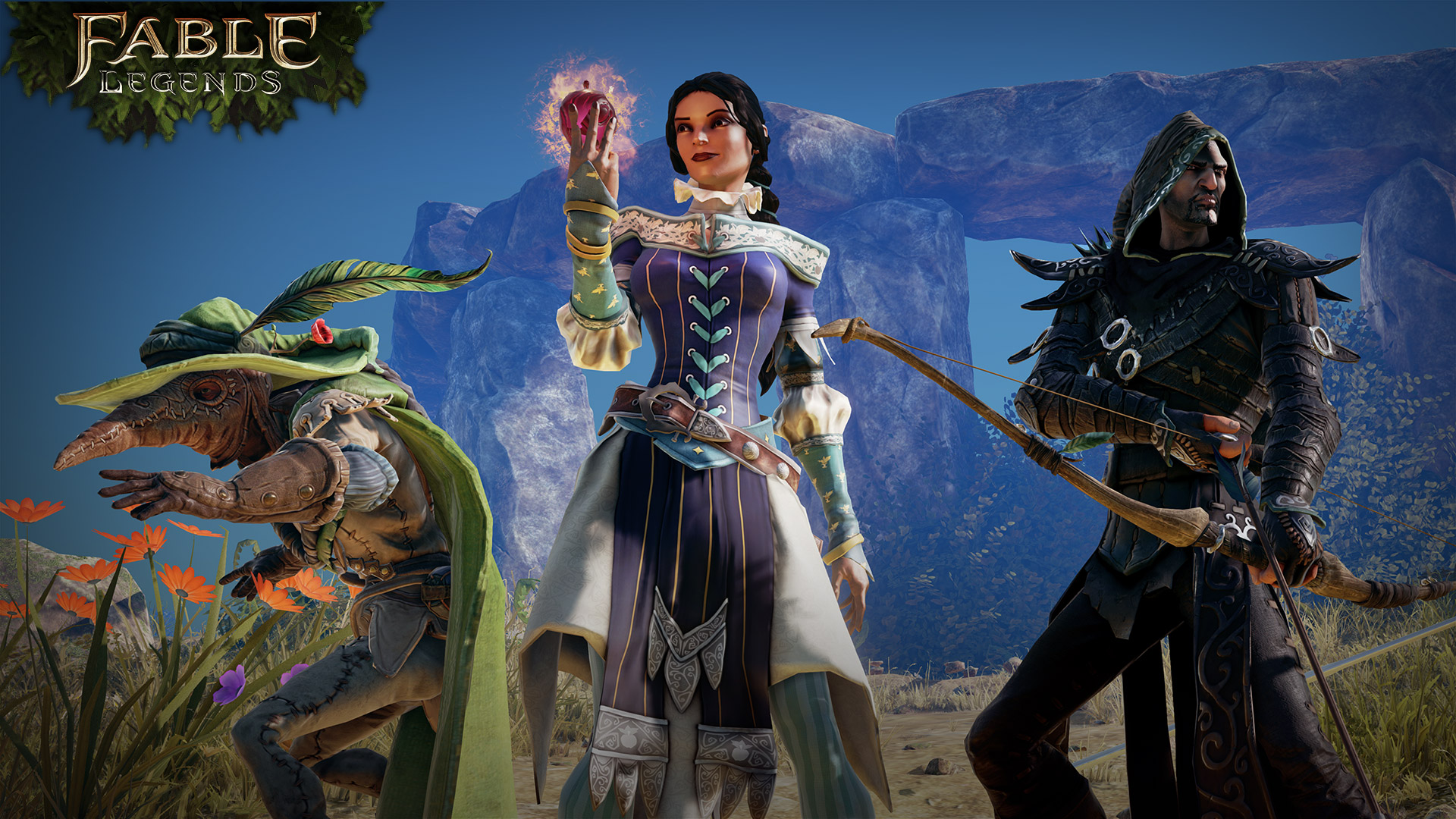 Free Fable Legends Wallpaper in 1920x1080