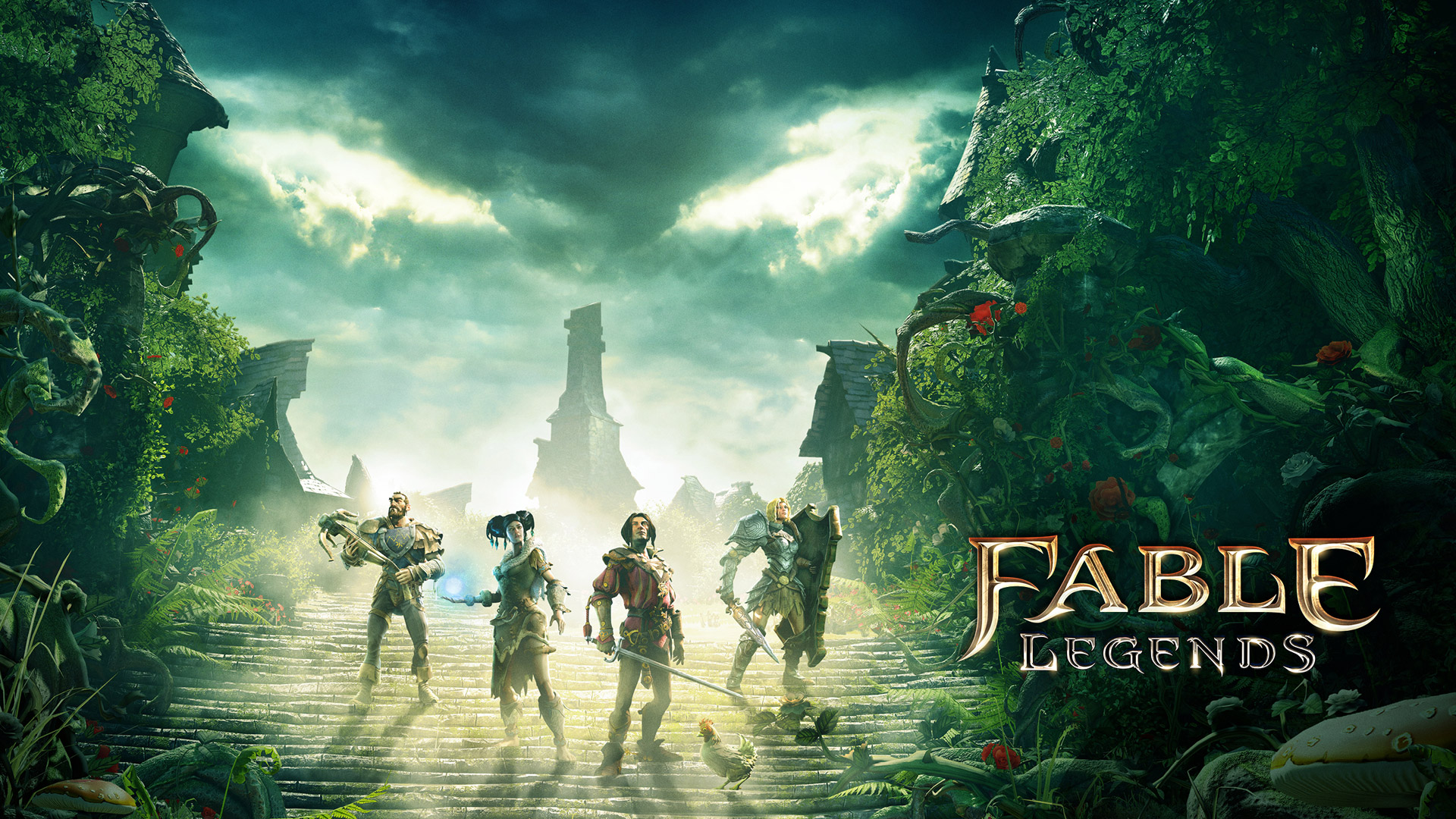 Fable Legends Wallpaper in 1920x1080