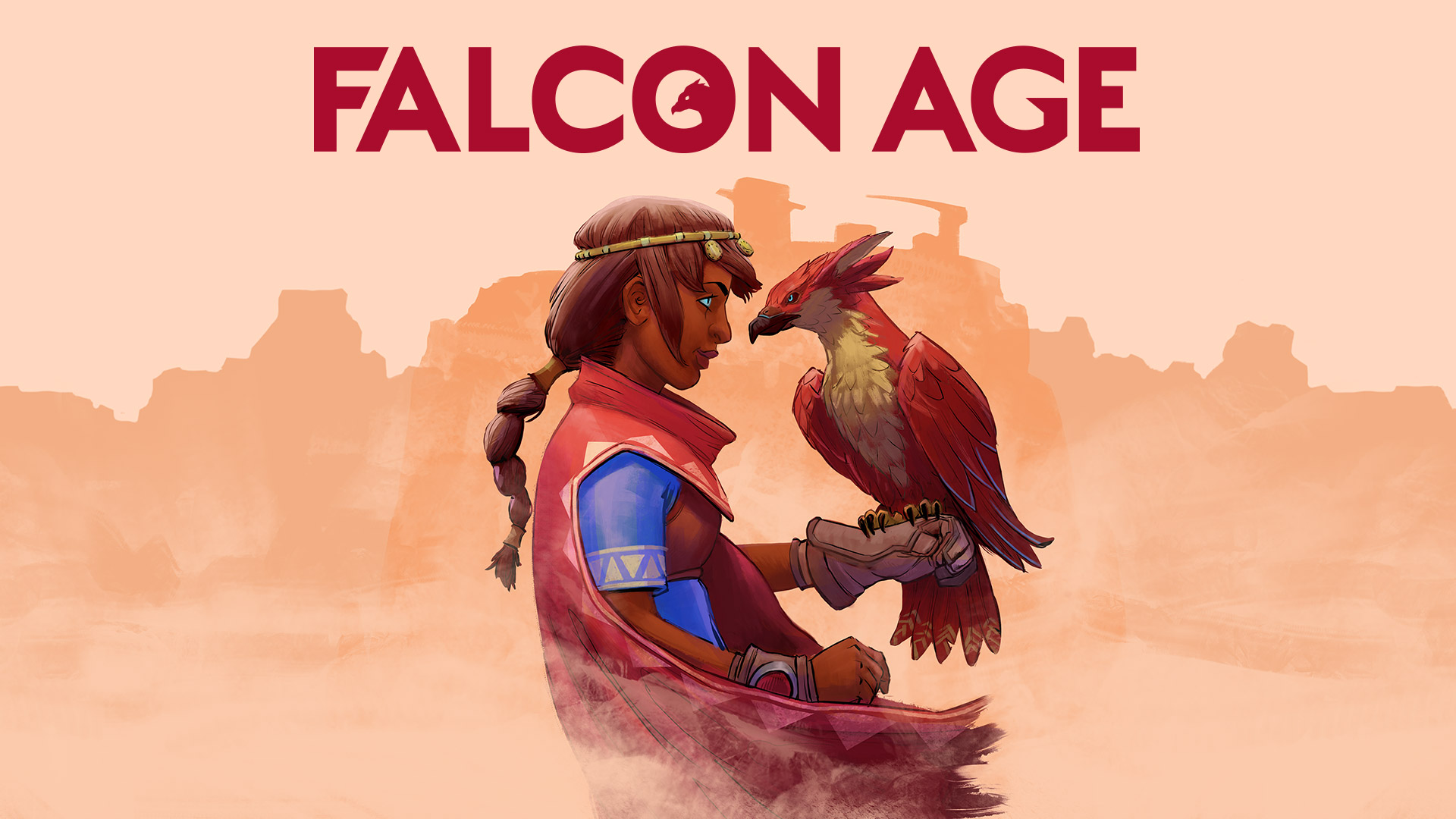 Free Falcon Age Wallpaper in 1920x1080