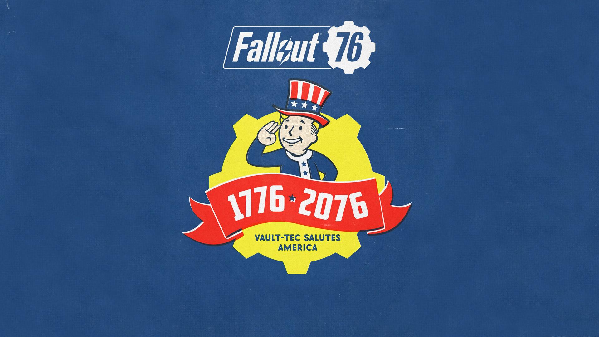 Free Fallout 76 Wallpaper in 1920x1080