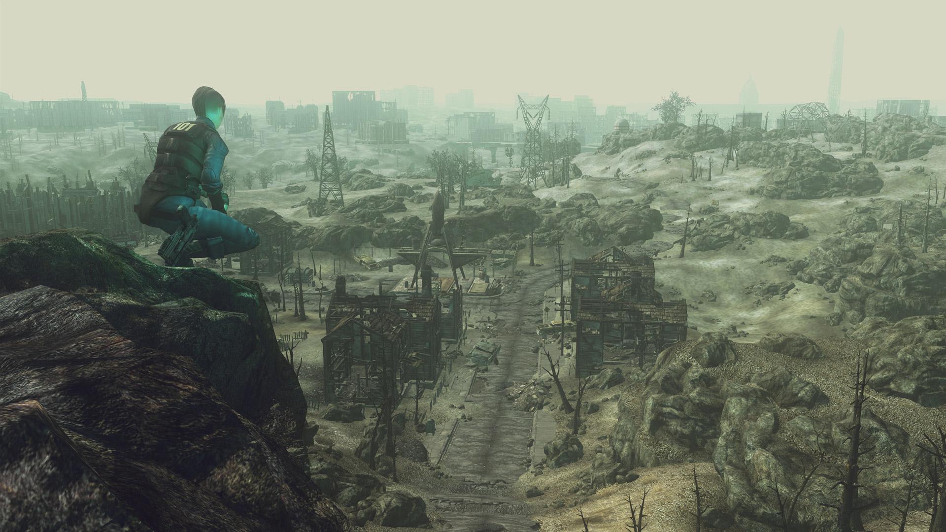 Free Fallout 3 Wallpaper in 1920x1080