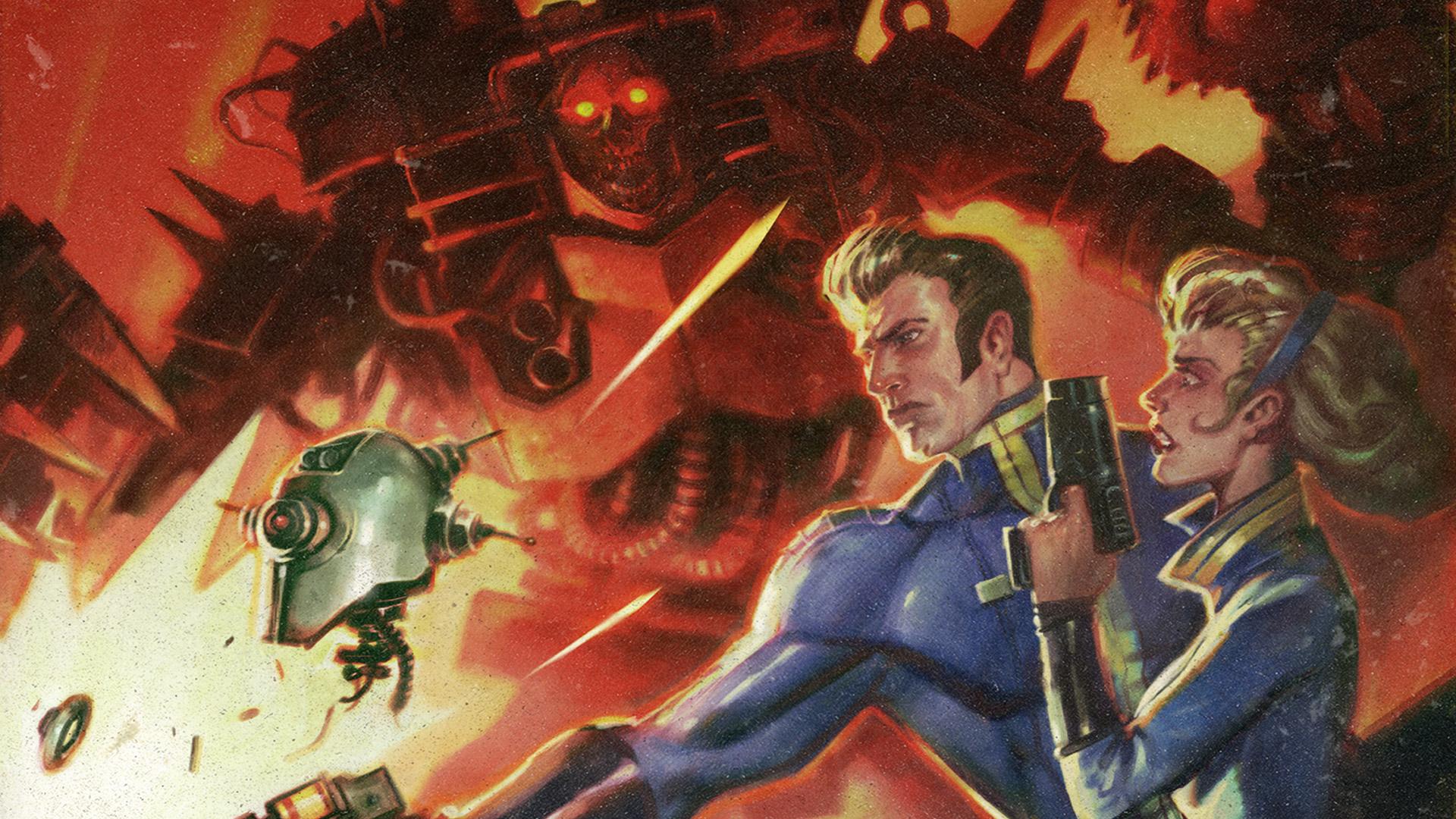 Fallout 4 Wallpaper in 1920x1080