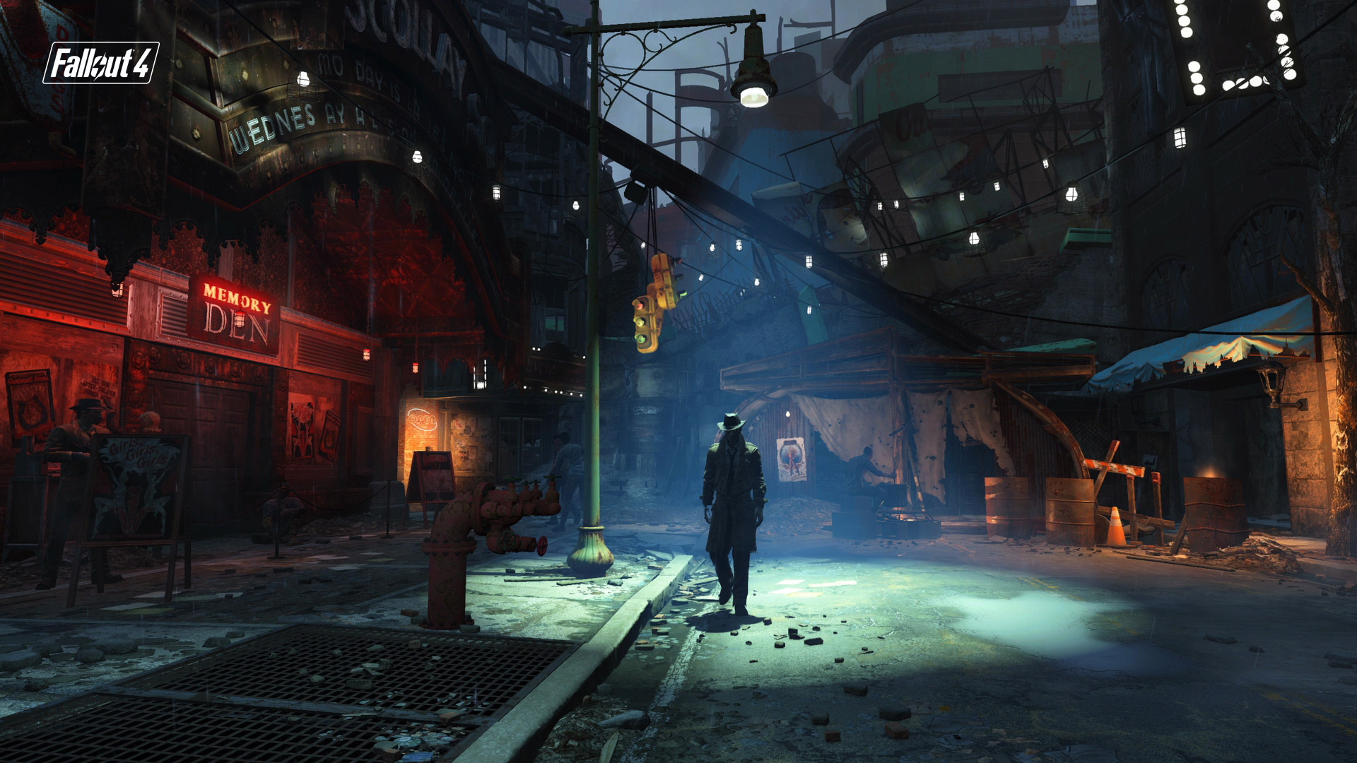 Free Fallout 4 Wallpaper in 1920x1080