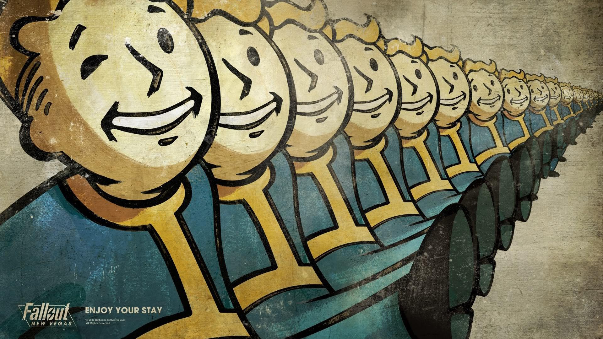 Fallout: New Vegas Wallpaper in 1920x1080