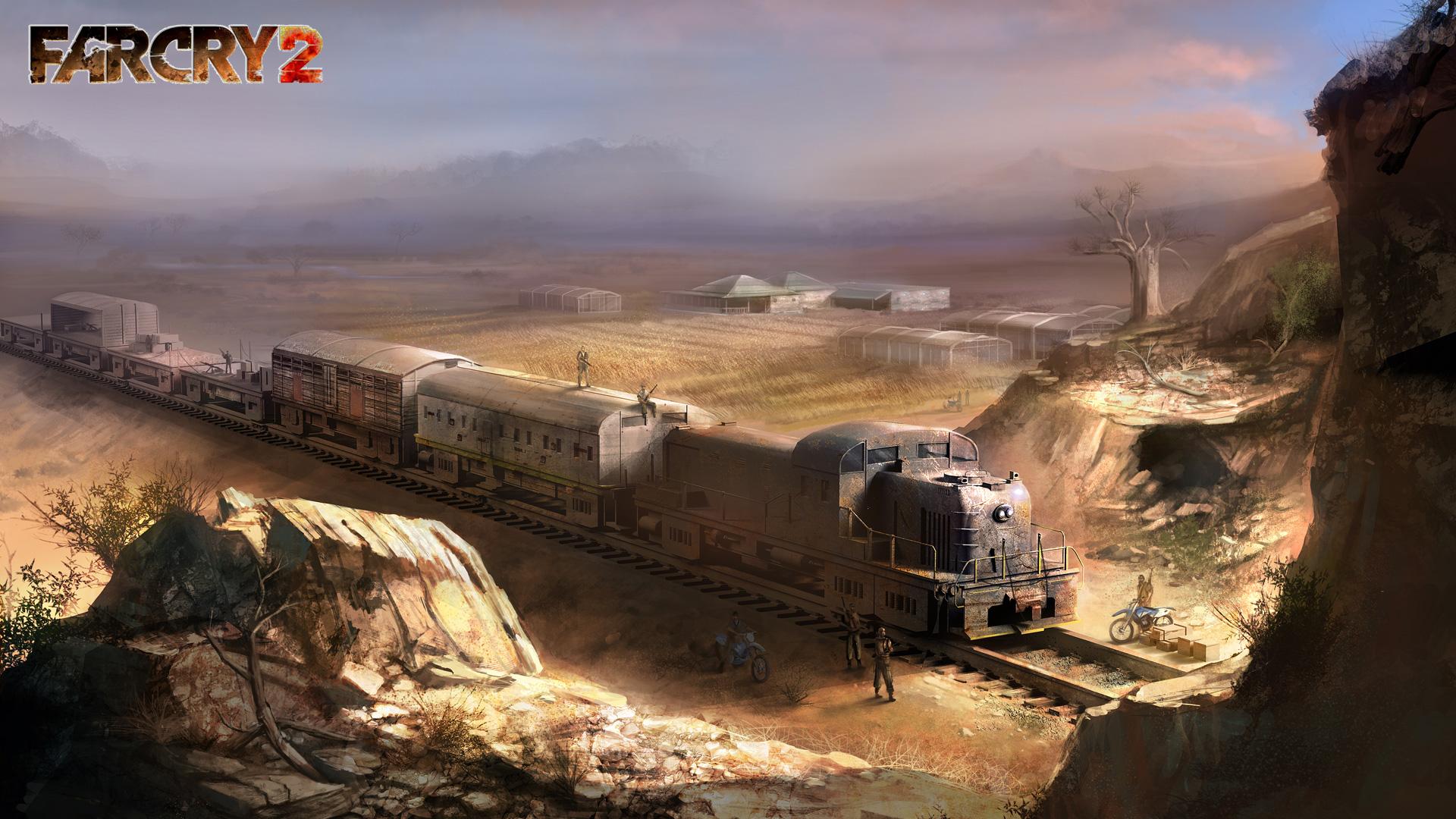 Free Far Cry 2 Wallpaper in 1920x1080