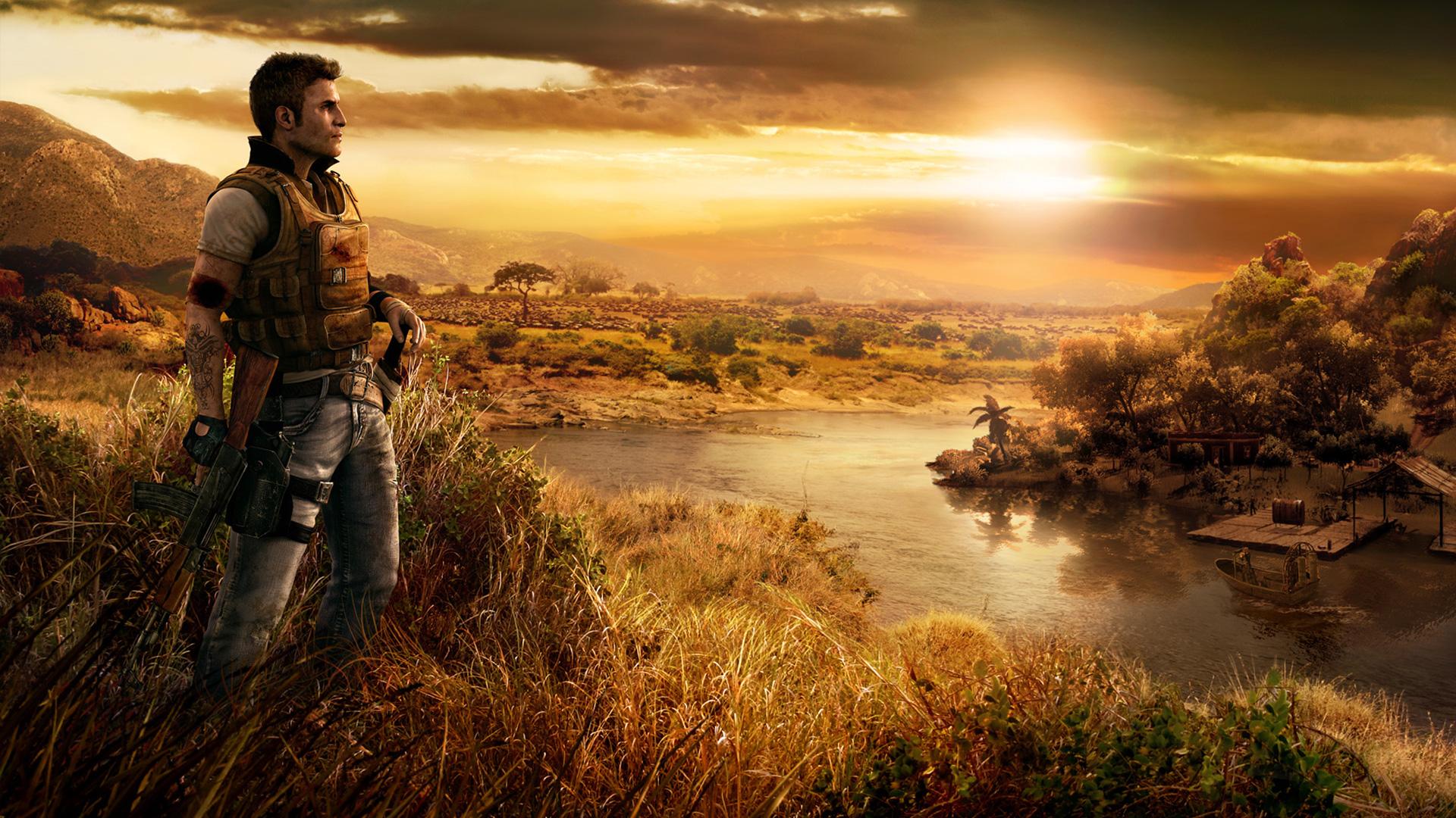 Far Cry 2 Wallpaper in 1920x1080