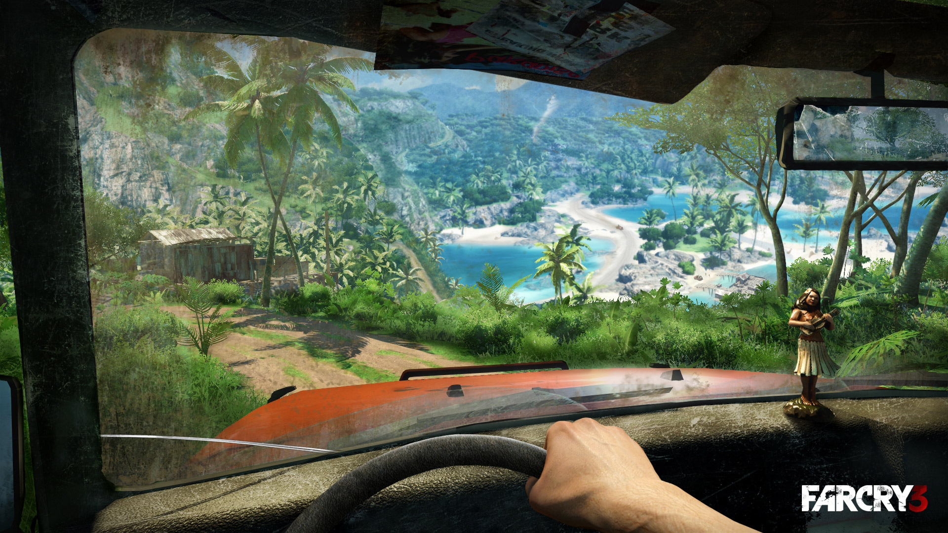 Free Far Cry 3 Wallpaper in 1920x1080