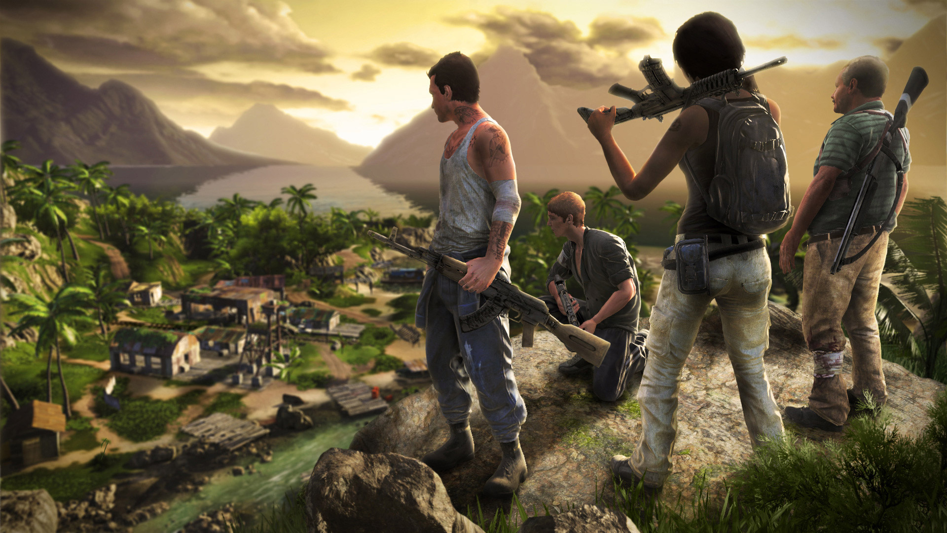 Far Cry 3 Wallpaper in 1920x1080