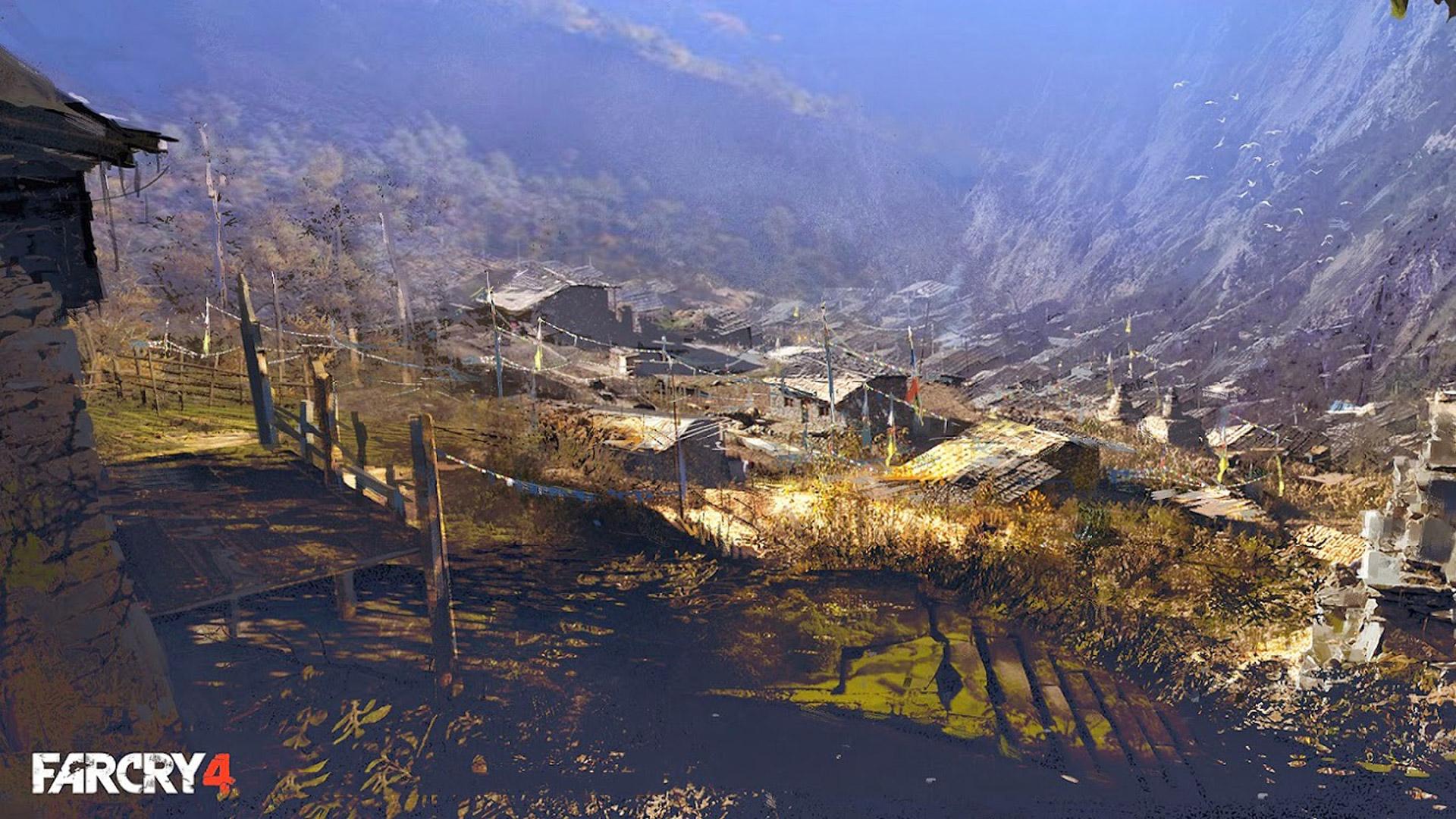 Far Cry 4 Wallpaper in 1920x1080