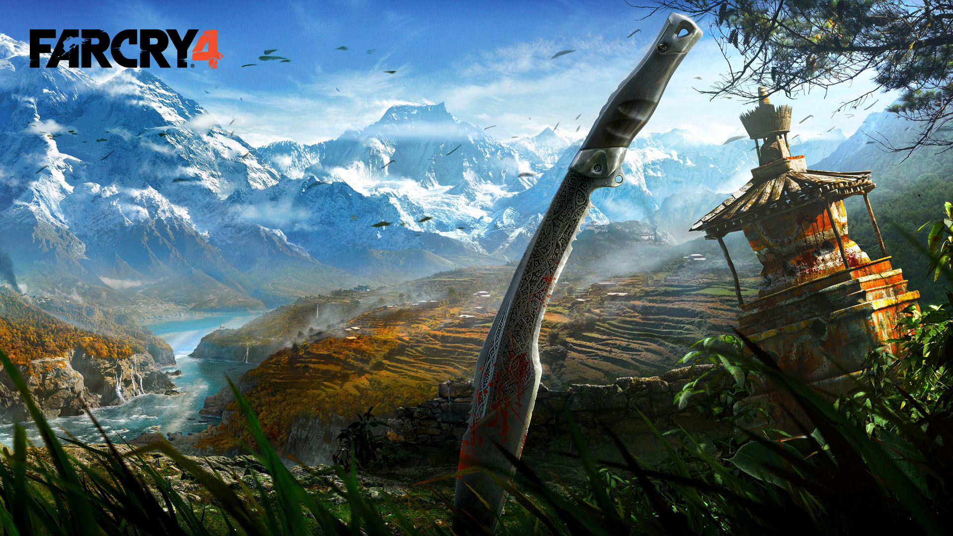 Free Far Cry 4 Wallpaper in 1920x1080