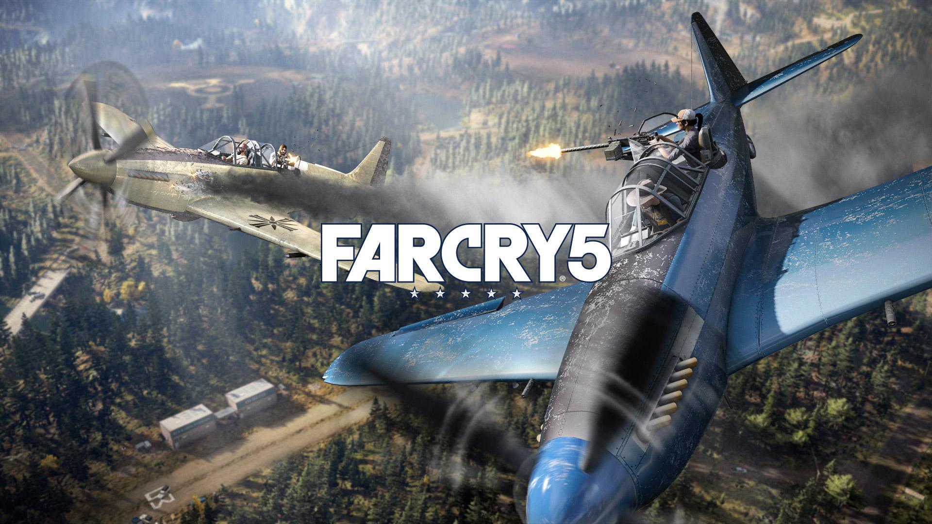Far Cry 5 Wallpaper in 1920x1080