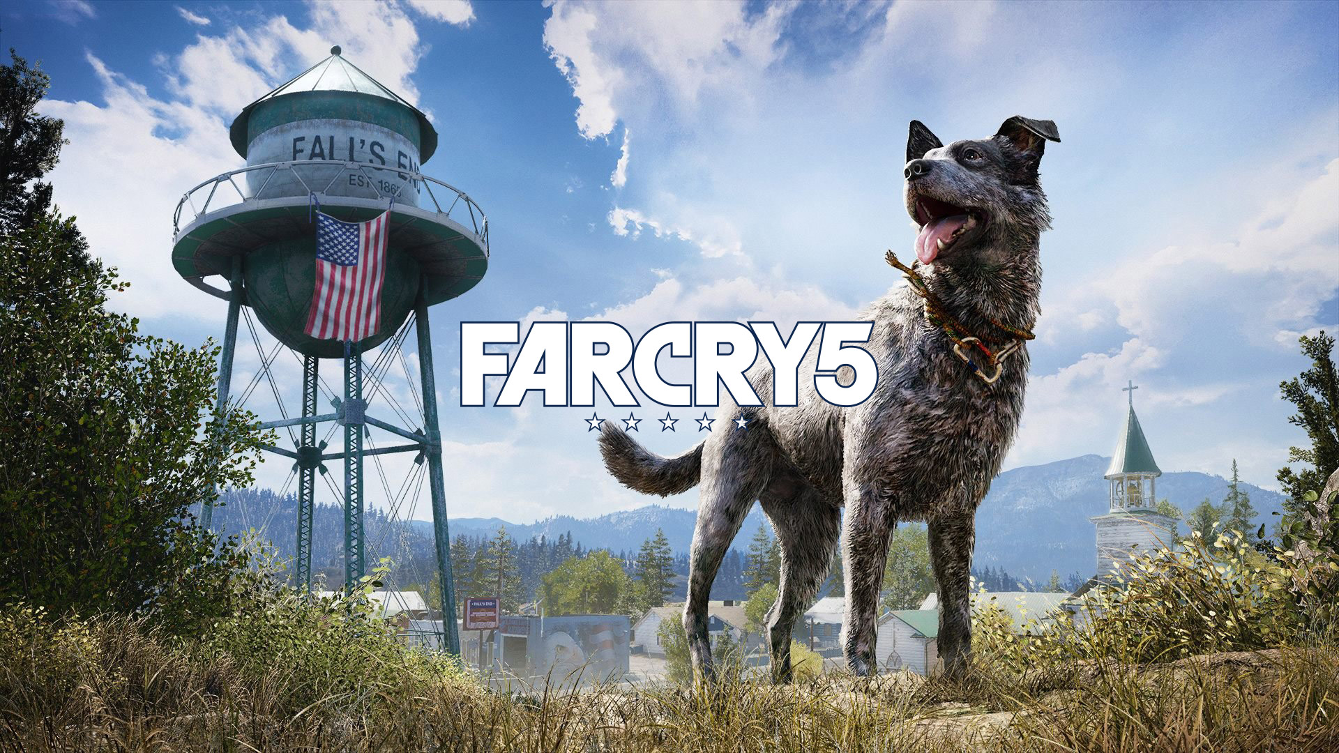 Far Cry 5 Wallpaper in 1920x1080