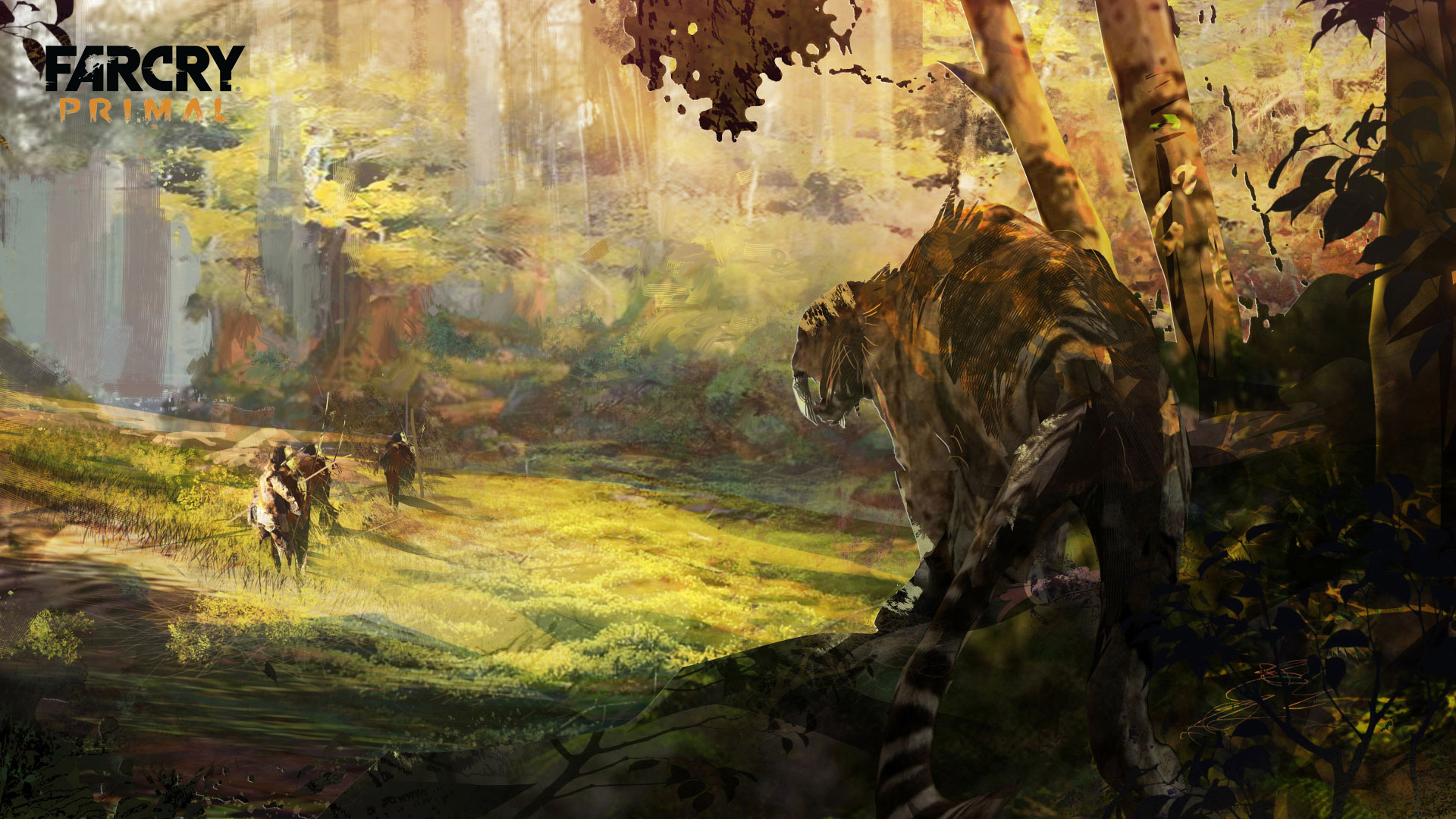 Free Far Cry Primal Wallpaper in 1920x1080