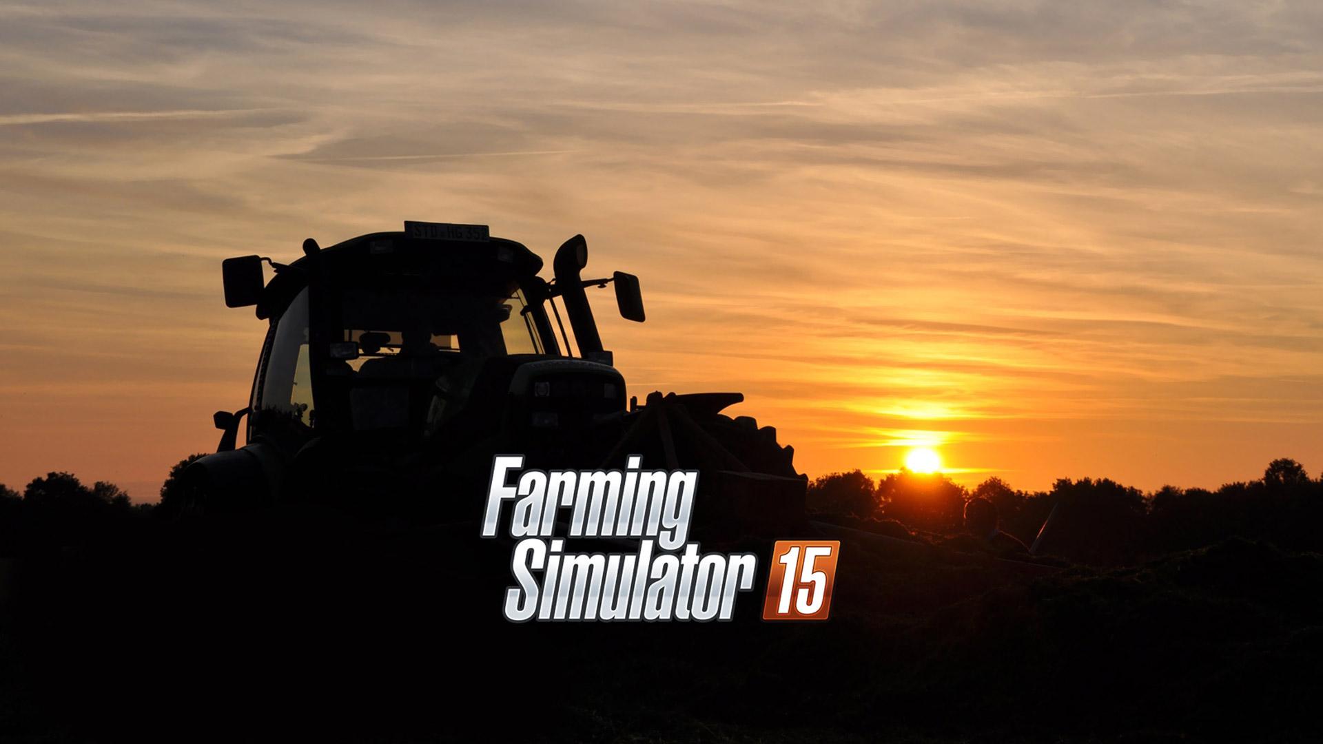 Free Farming Simulator 15 Wallpaper in 1920x1080