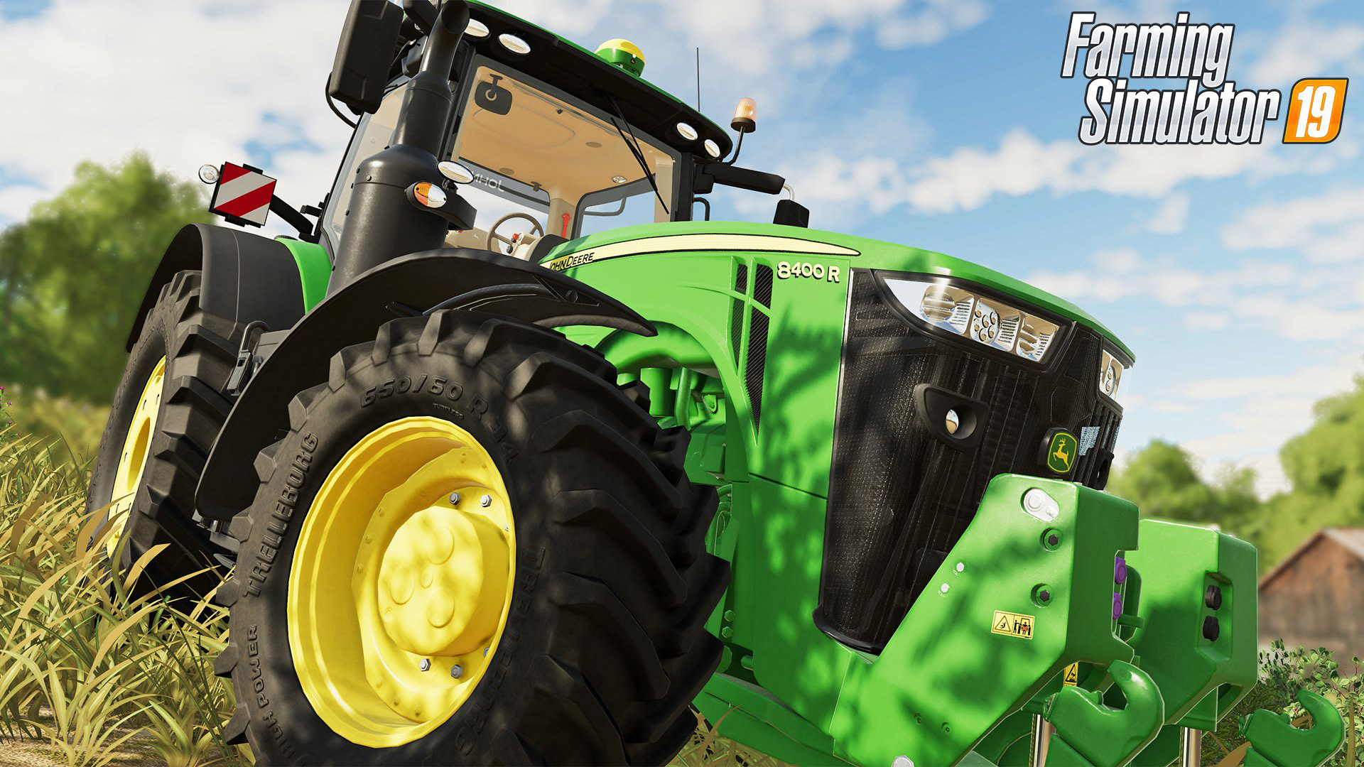 Farming Simulator 2019 Wallpaper in 1920x1080