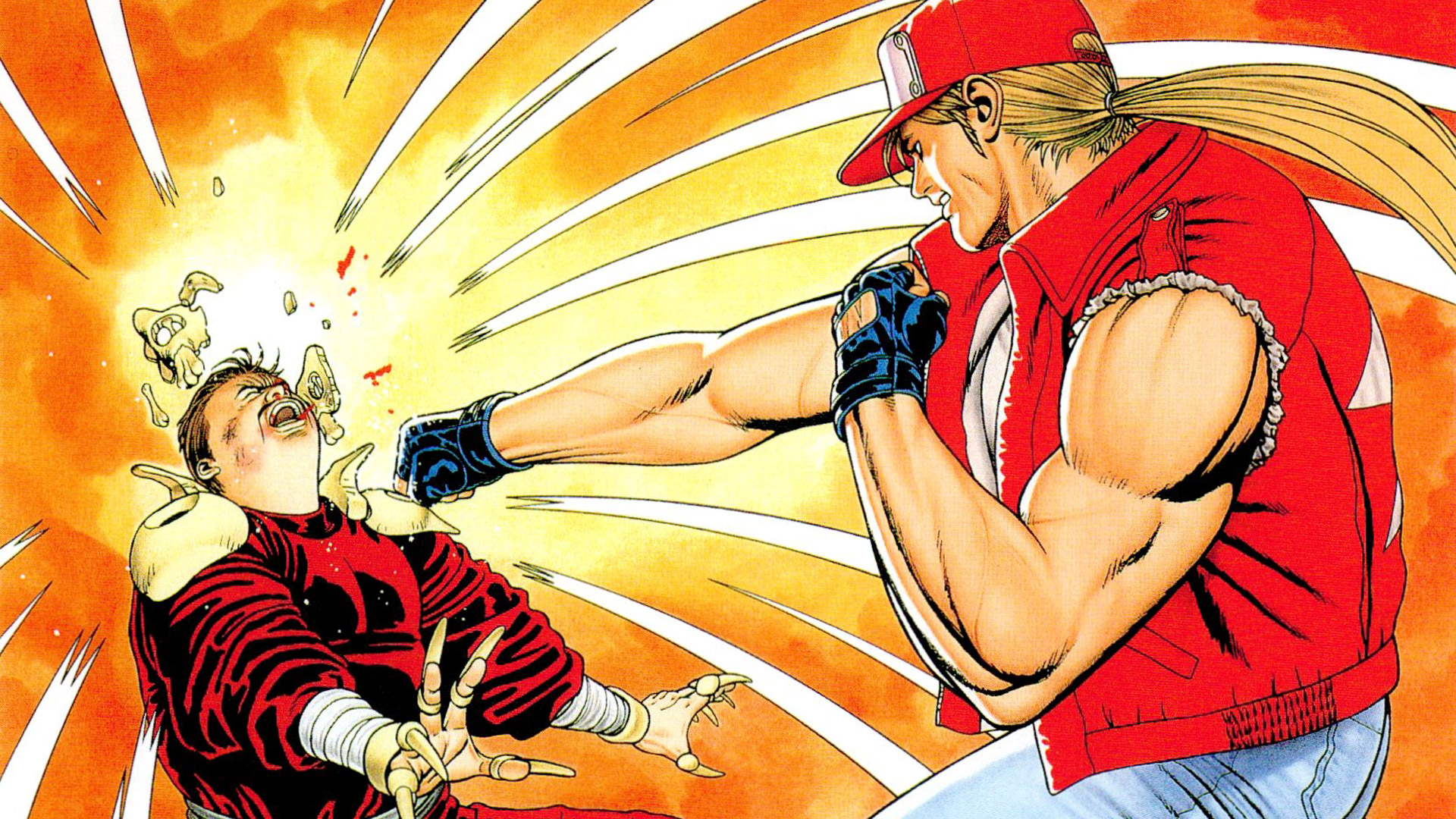 Free Fatal Fury Special Wallpaper in 1920x1080