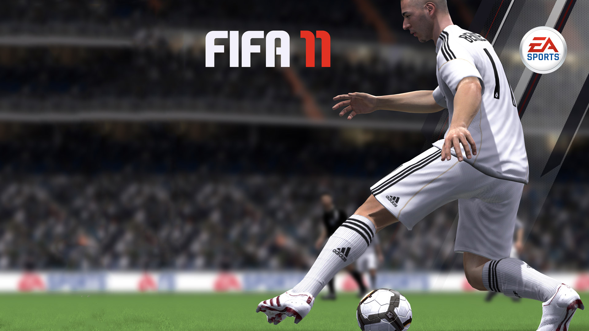 FIFA 11 Wallpaper in 1920x1080