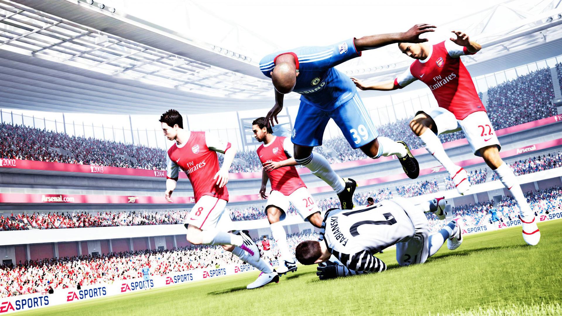 FIFA 12 Wallpaper in 1920x1080