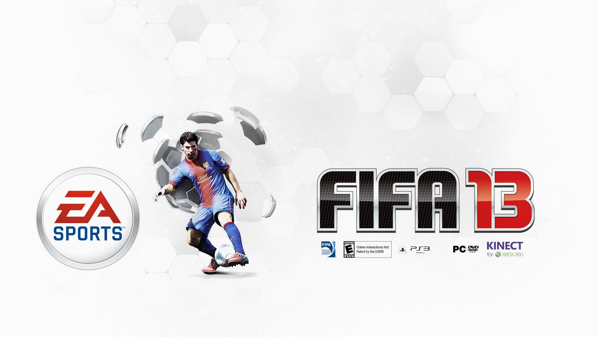 Free FIFA 13 Wallpaper in 1920x1080