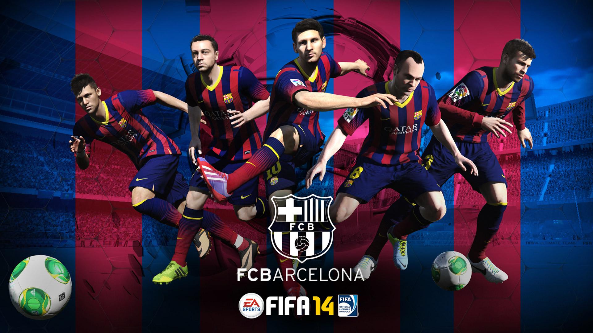 FIFA 14 Wallpaper in 1920x1080